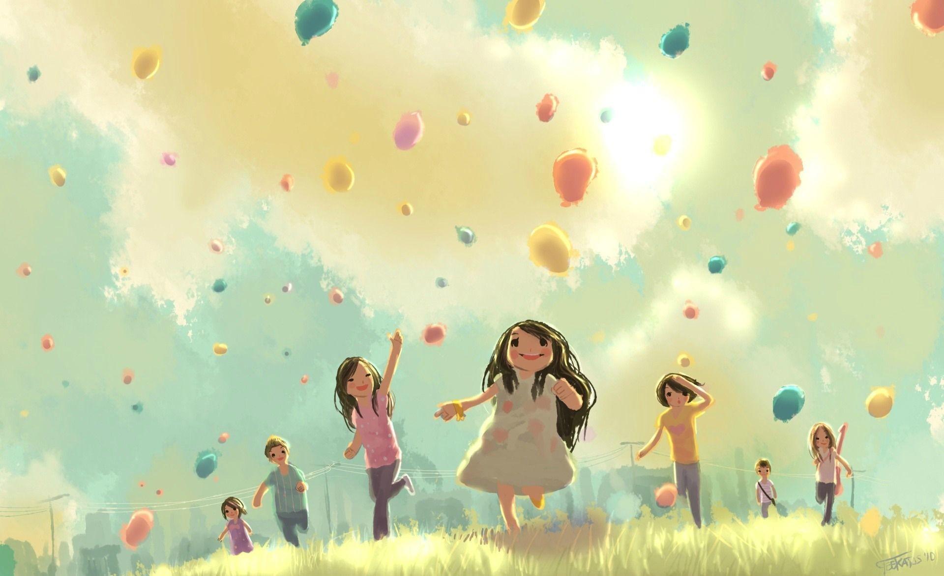 Res: 1920x1172, cute children play vector wallpaper - http://69hdwallpapers.com/cute- children-play-vector-wallpaper/