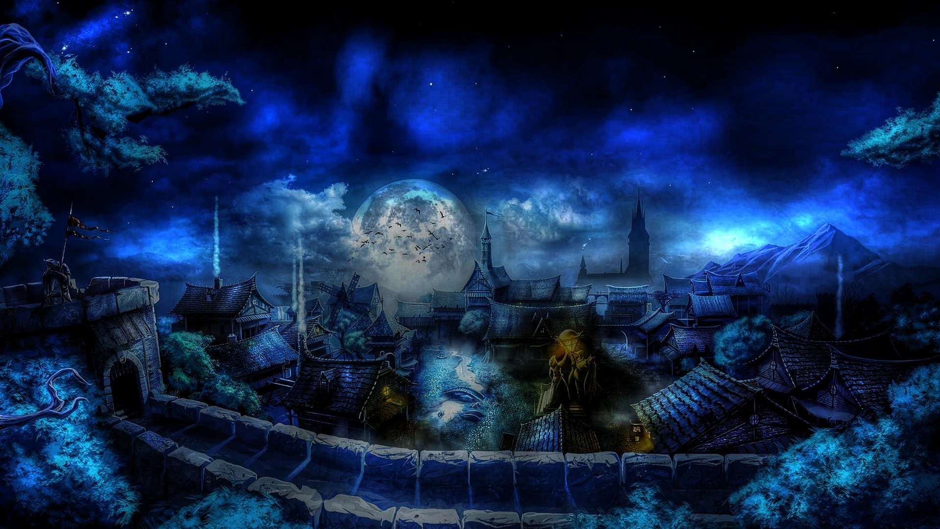 Res: 1920x1080, Mystical Wallpapers 21 - 1920 X 1080