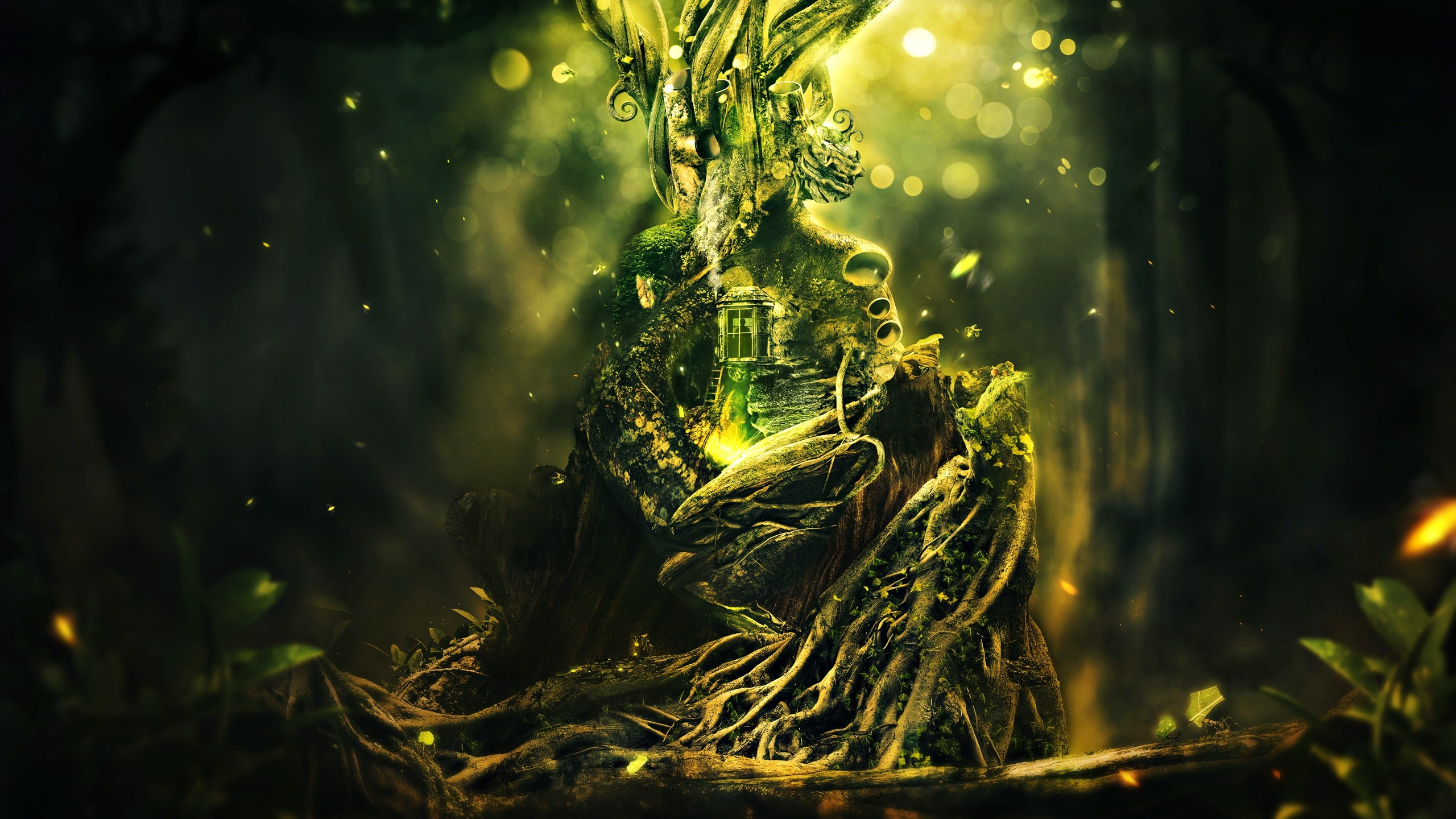 Res: 2560x1440, Mystical Wallpapers 12 - 2560 X 1440