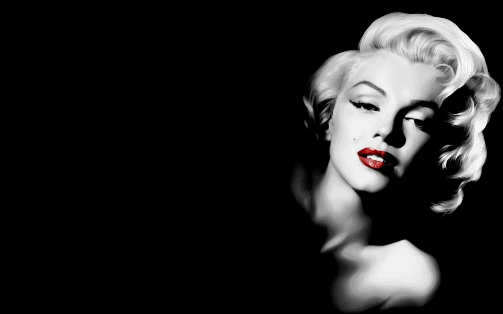 Res: 1920x1200, Artistic Marilyn Monroe Backgrounds Wallpapers