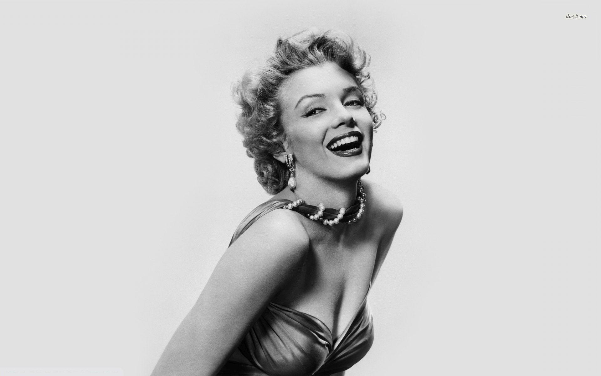 Res: 1920x1200, ... Marilyn Monroe wallpaper  ...
