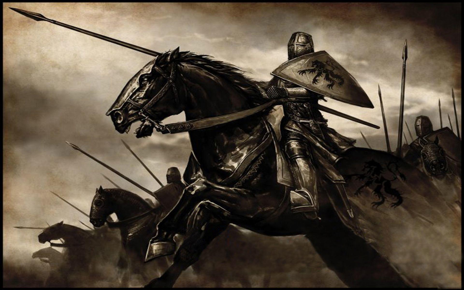 Res: 1920x1200, Knights Horses Wallpaper  Knights, Horses, MountampBlade .
