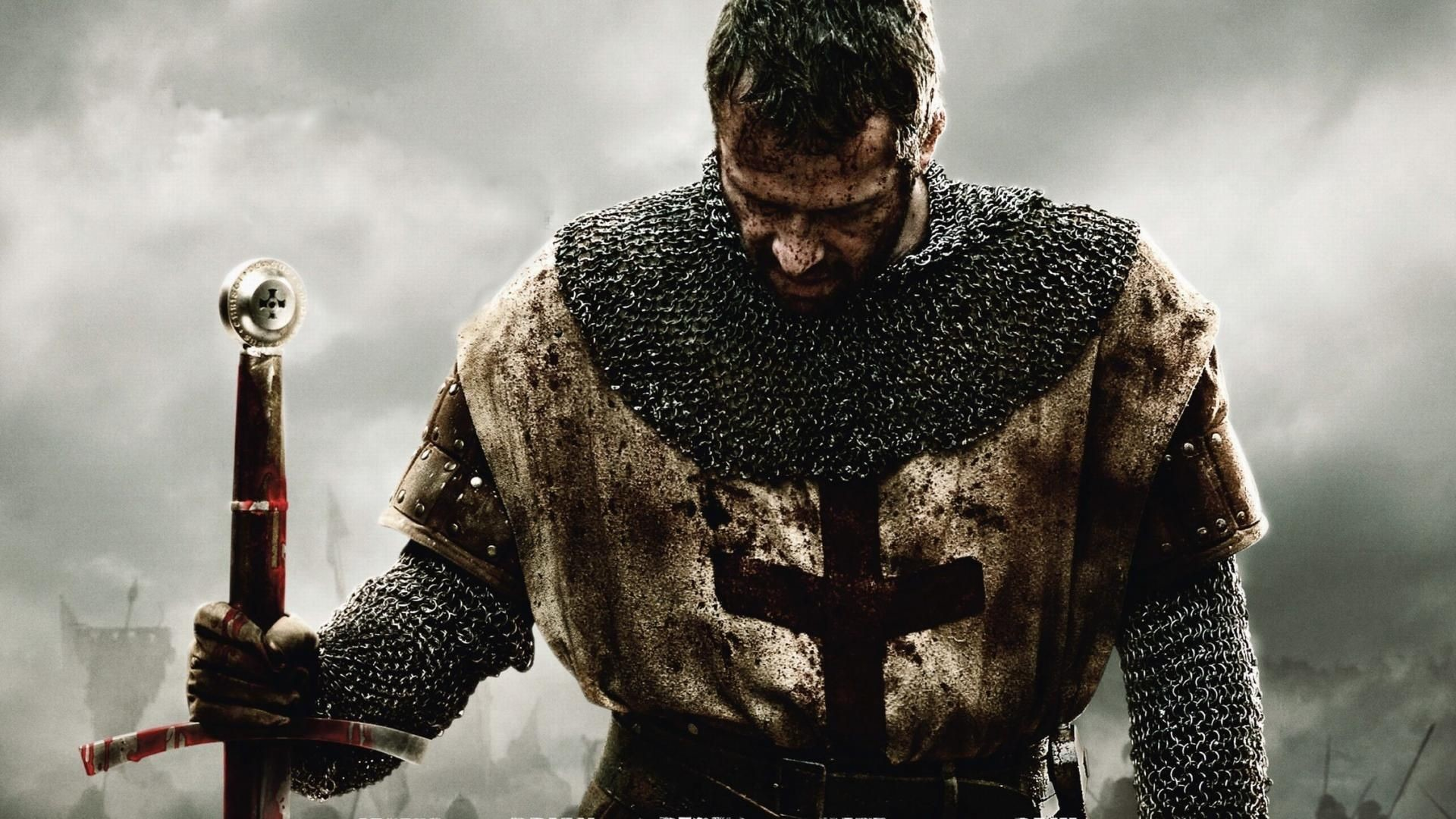 Res: 1920x1080, Medieval Knights Wallpaper | Ironclad Knight Medieval Sword Armor Blood  James Purefoy wallpaper .