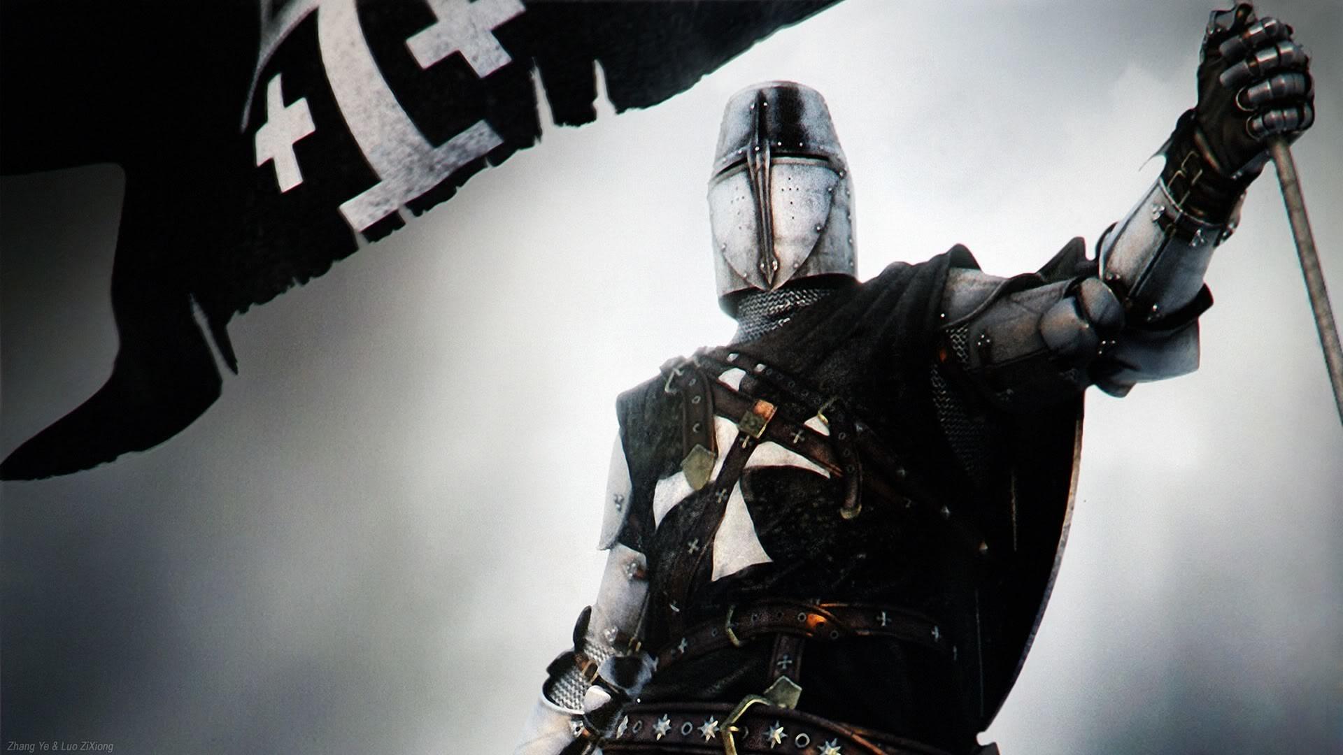 Res: 1920x1080, ... Knight Templar Wallpaper Hd ...