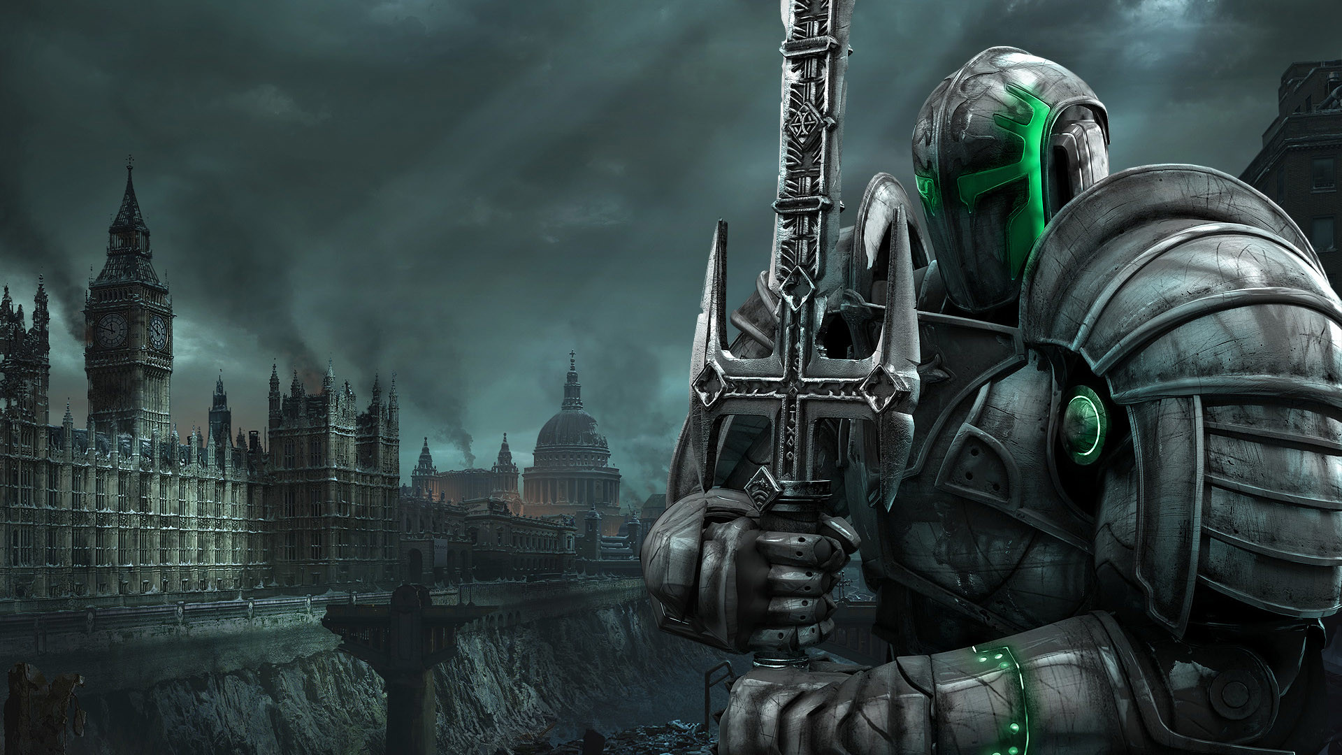 Res: 1920x1080, Hellgate: London HD Wallpapers