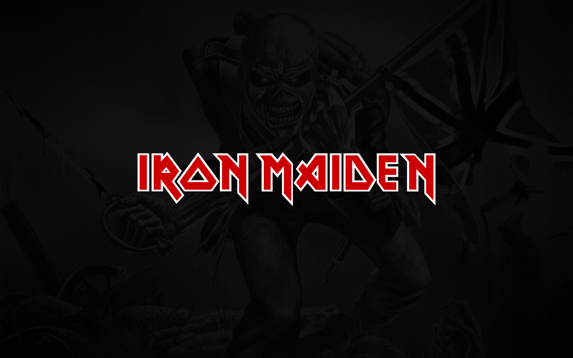 Res: 1920x1200, Beautiful Iron Maiden Iphone Wallpaper – M.F. Wallpapers