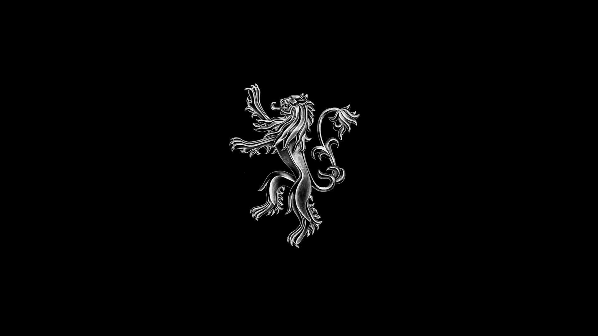 Res: 1920x1080, CP House Lannister crest wallpaper - 1024412 ...