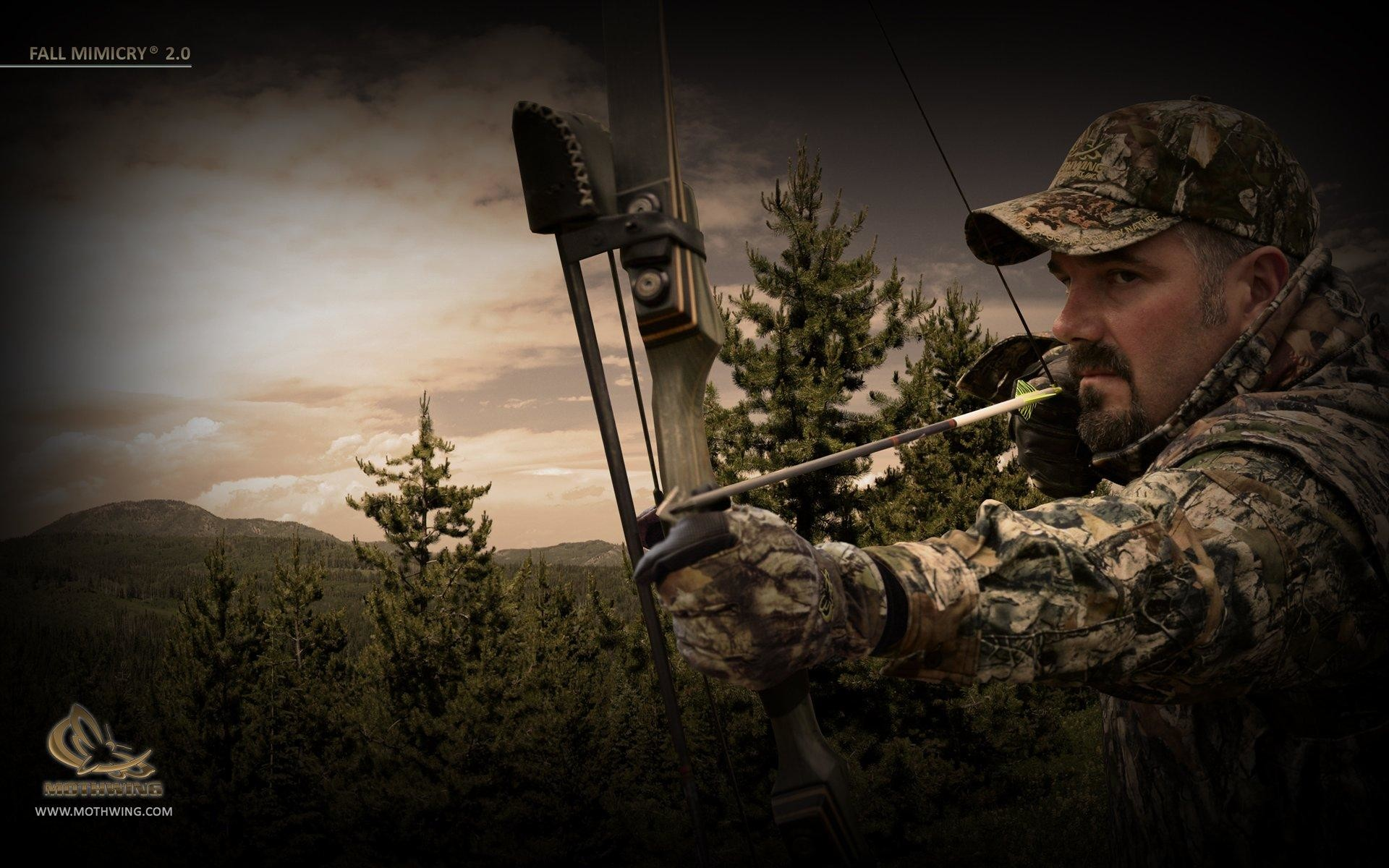 Res: 1920x1200, 10. bow-hunting-wallpaper9-600x375