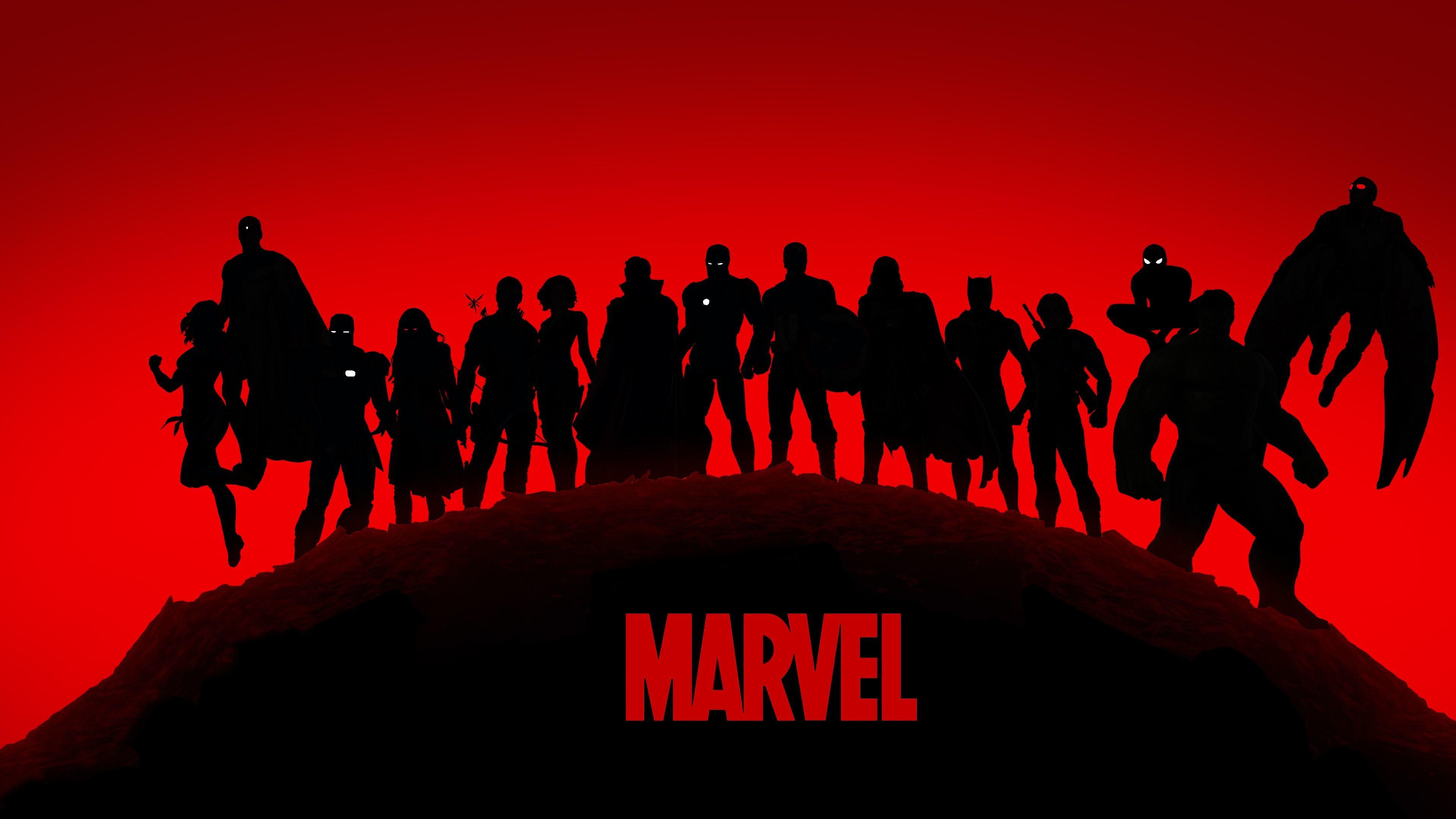 Res: 3840x2160, Marvel Cinematic Universe Wallpaper - Album on Imgur