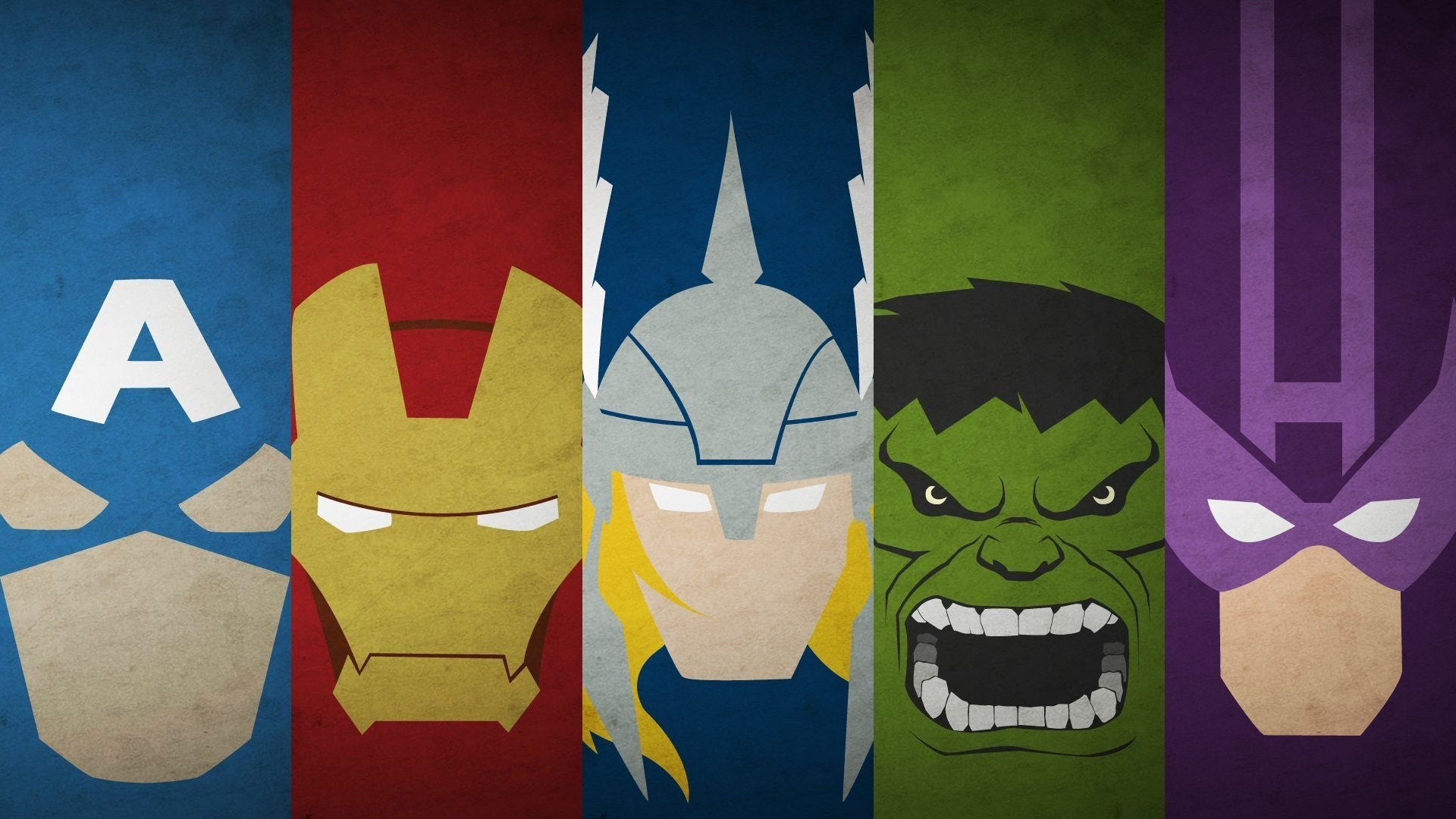 Res: 1920x1080, 50 Minimalist HD Avengers Wallpapers to get you ready for Infinity War