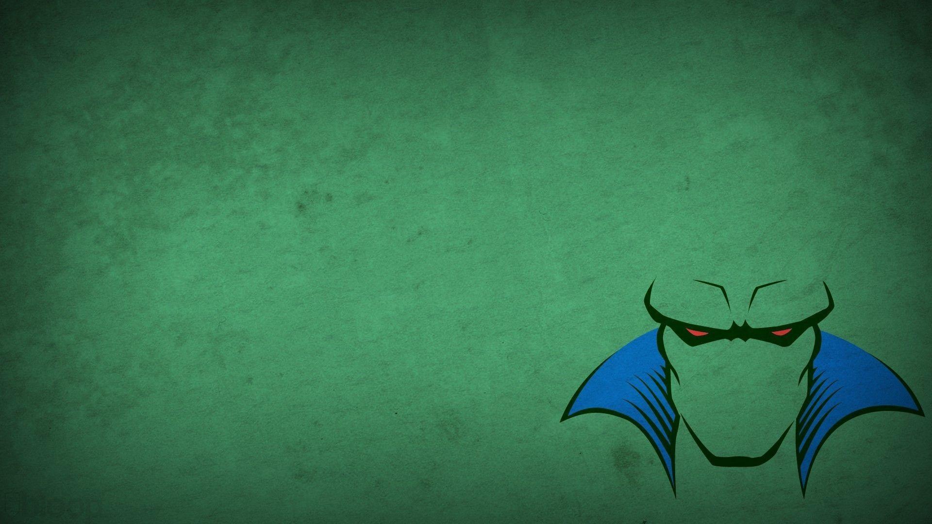 Res: 1920x1080, Justice league martian manhunter green background blo0p wallpaper .