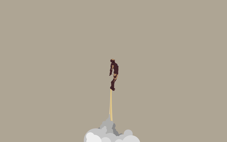 Res: 2880x1800, Comics - Iron Man Wallpaper