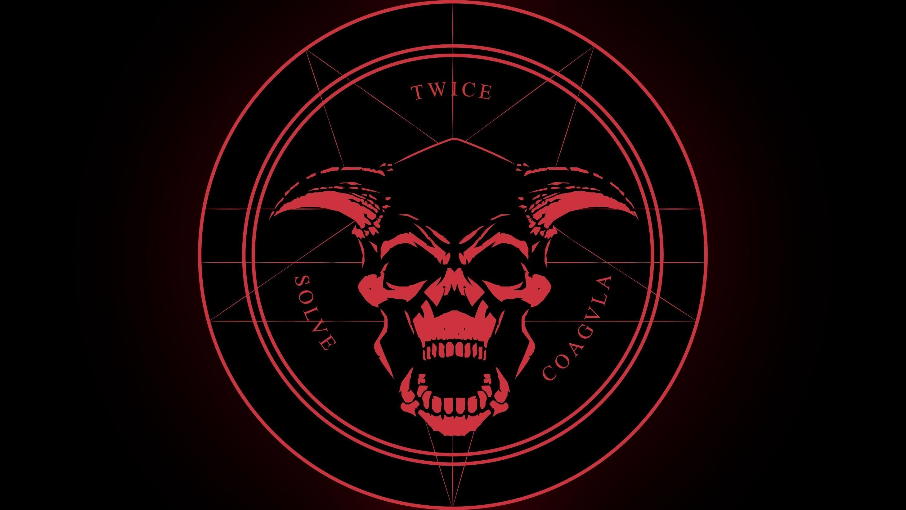 Res: 2920x1643,   Satanic Pentagram Wallpapers Wallpaper Cave · Download  · 2048x1536