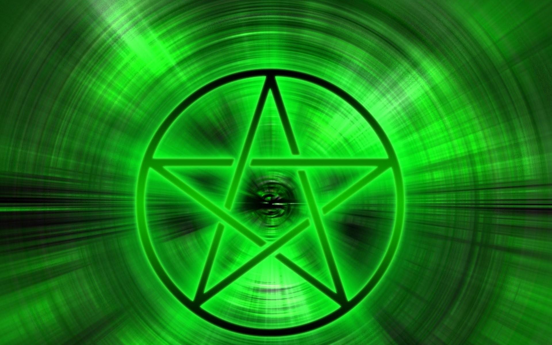 Res: 1920x1200, pentagram 698092
