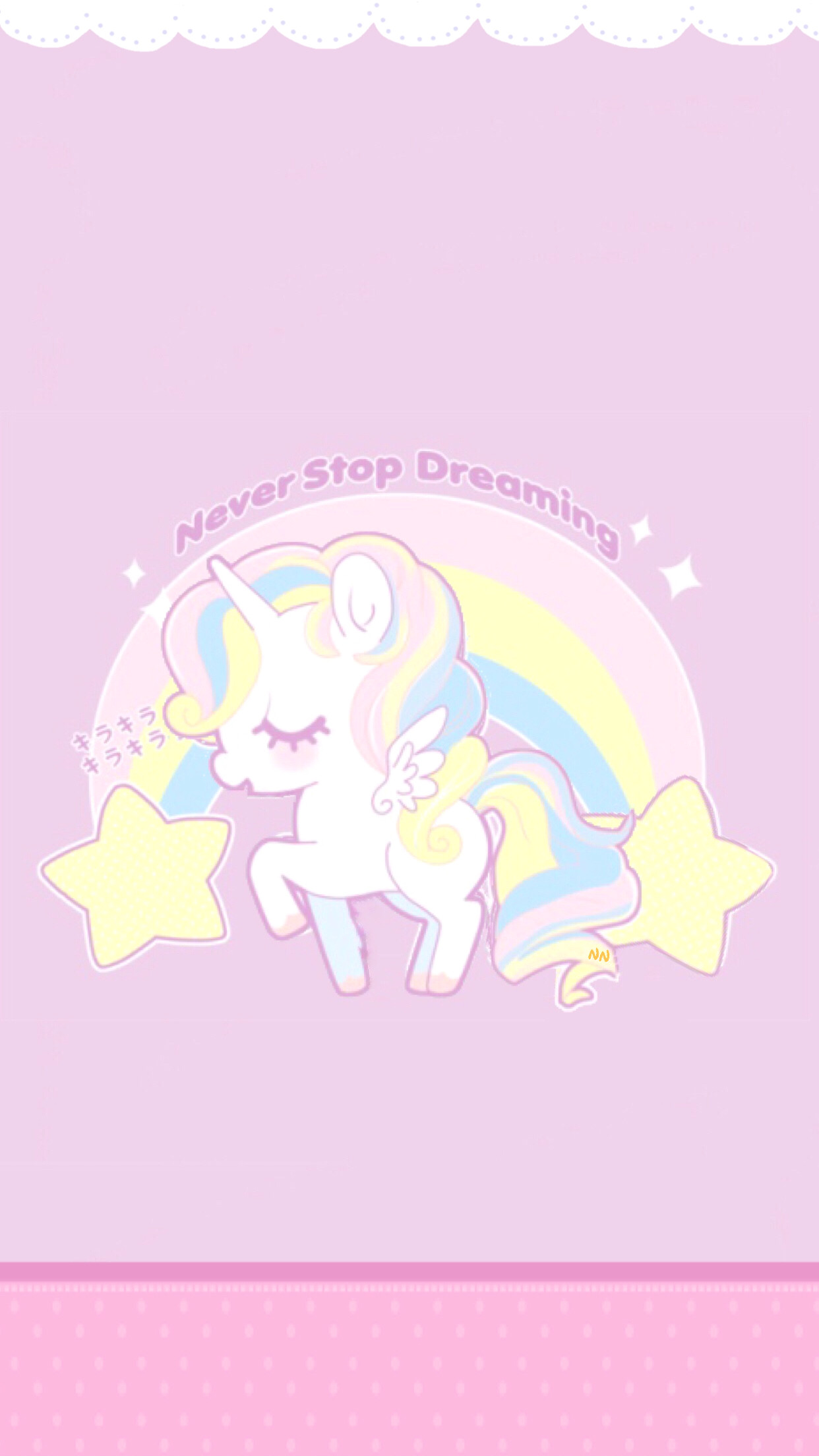 Res: 1242x2208, Wallpapers · Belle · Unicorn