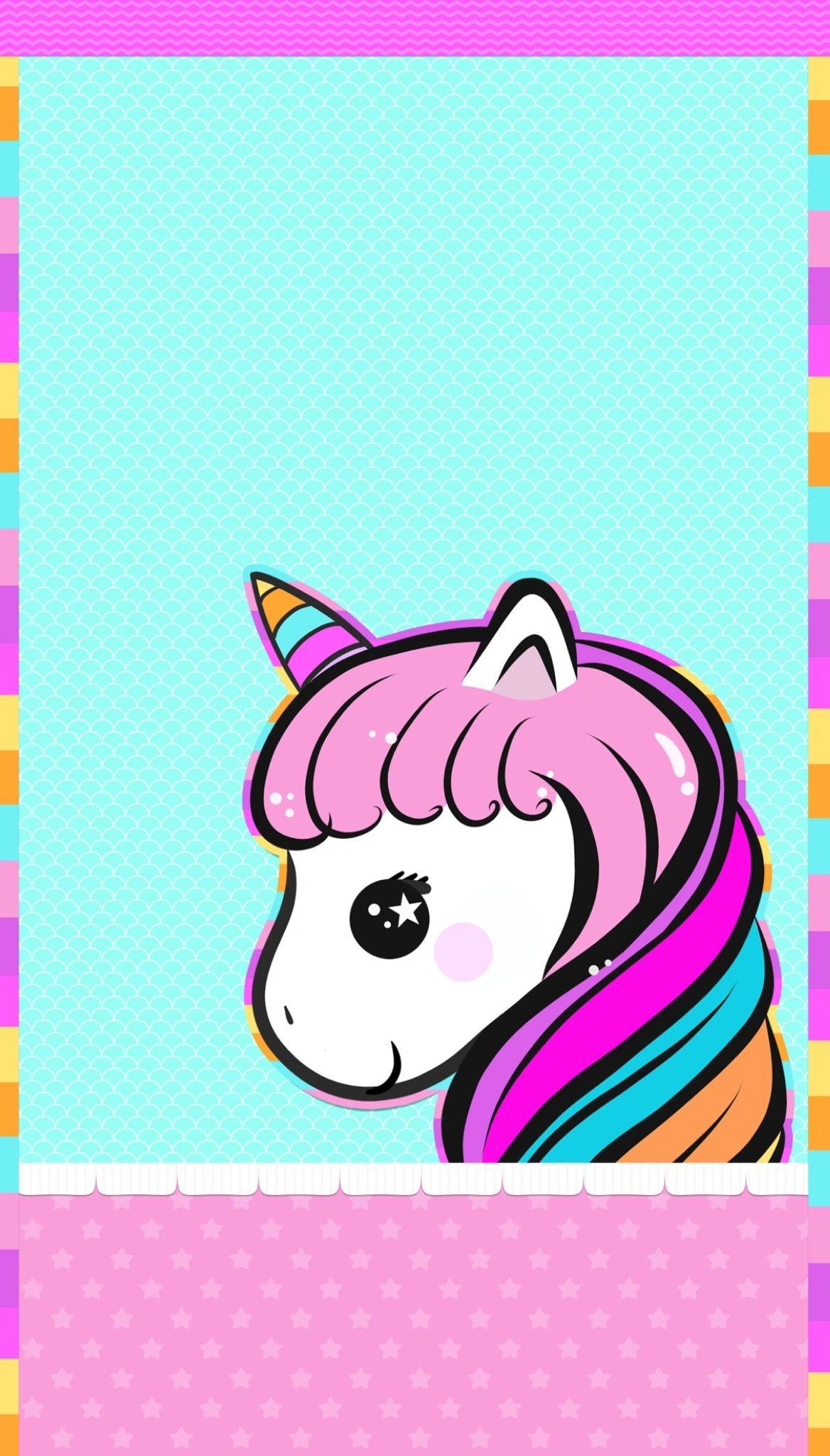 Res: 1168x2048, Cute unicorn wallpaper