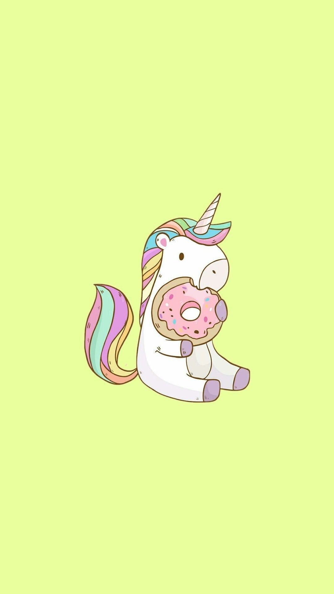 Res: 1080x1920, Pin by •Miss Megan• on ••Wallpapers•• | Pinterest | Unicorns, Wallpaper and  Kawaii