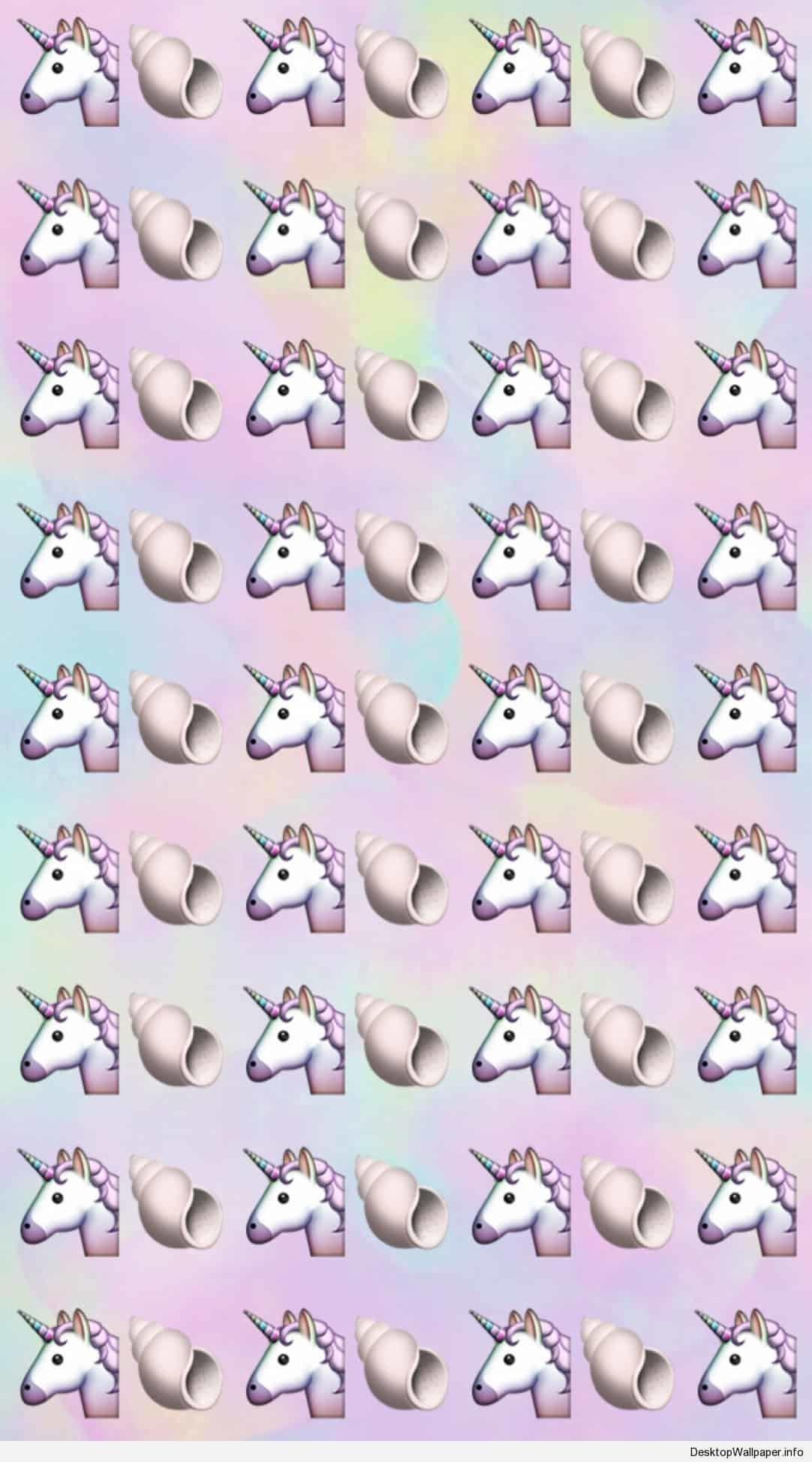 Res: 1082x1948, cute unicorn emoji wallpaper
