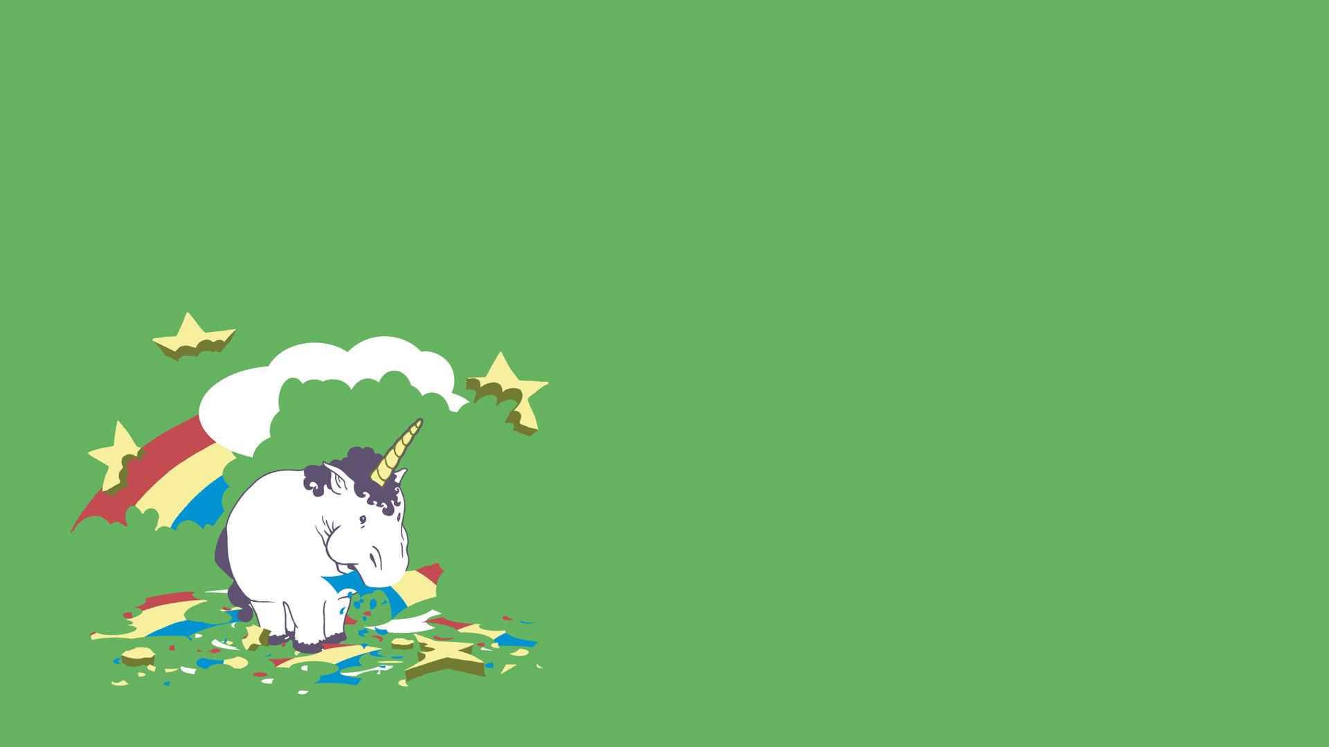 Res: 1920x1080, Fat-Unicorn-wallpaper-wp6006314
