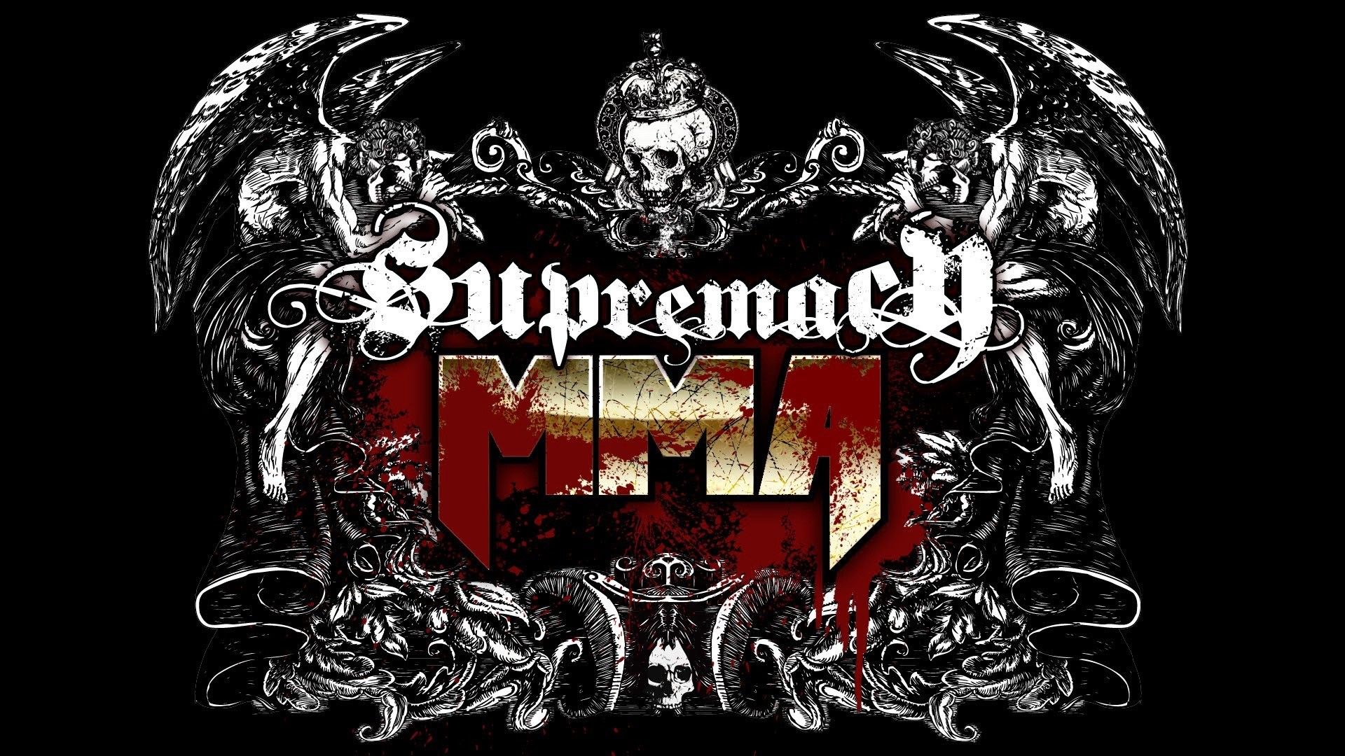 Res: 1920x1080, Full Hd 1080p Supremacy Mma Wallpapers Desktop Backgrounds
