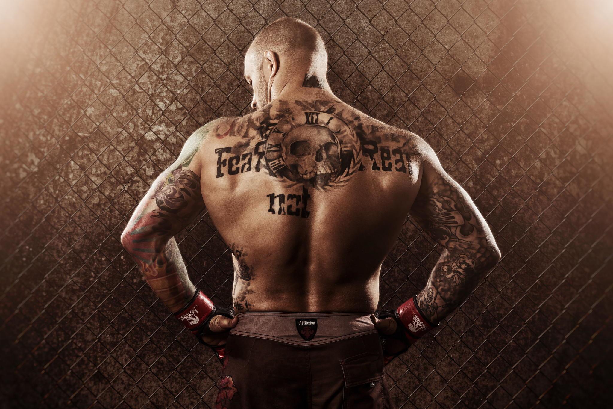 Res: 2048x1365, Wallpaper Mma, Mixed martial arts, Athlete, Tattoos, Mixed martial arts HD,  Picture, Image