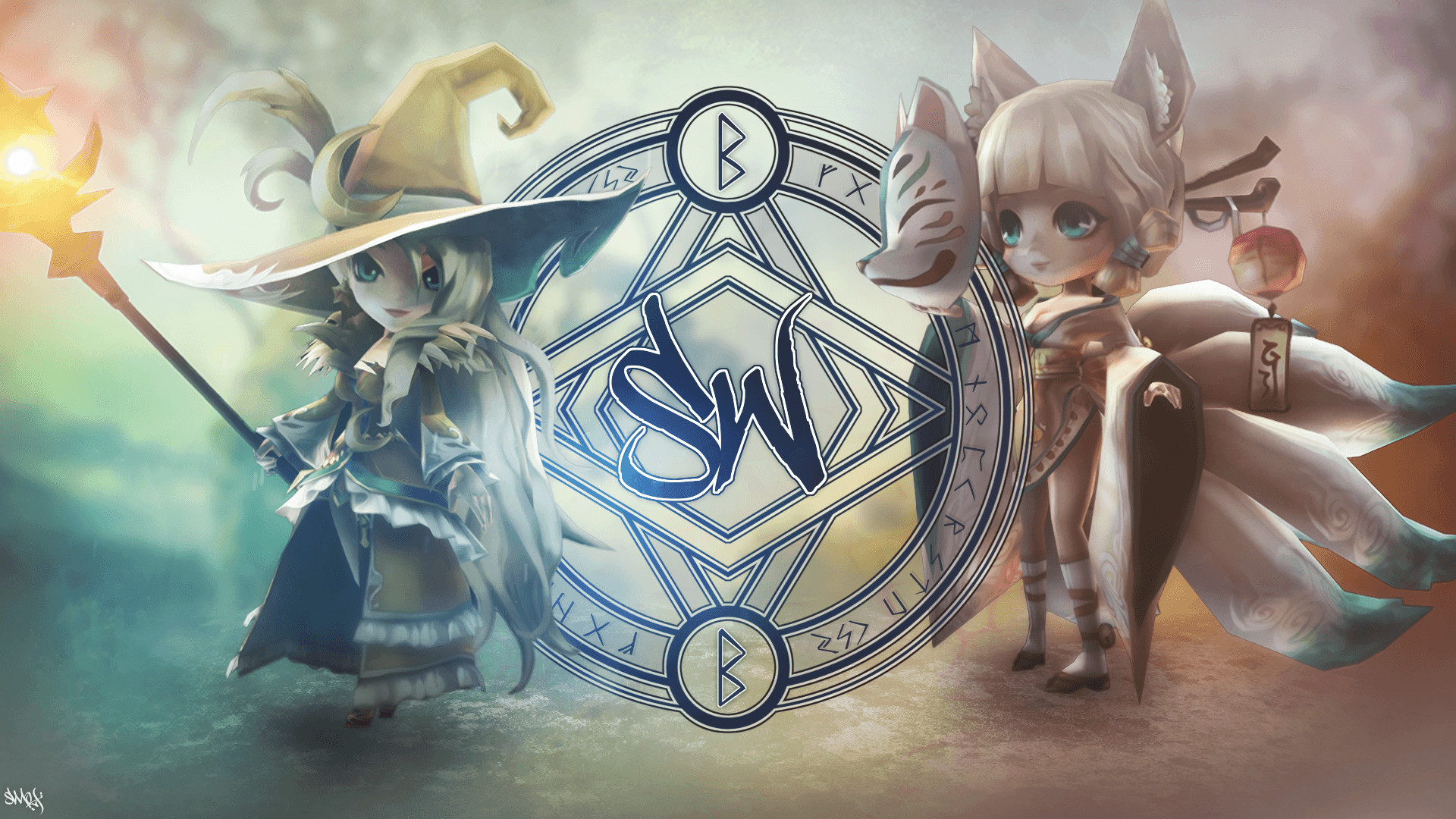Res: 1920x1080, Does the sub like this Summoners War Wallpaper? : summonerswar