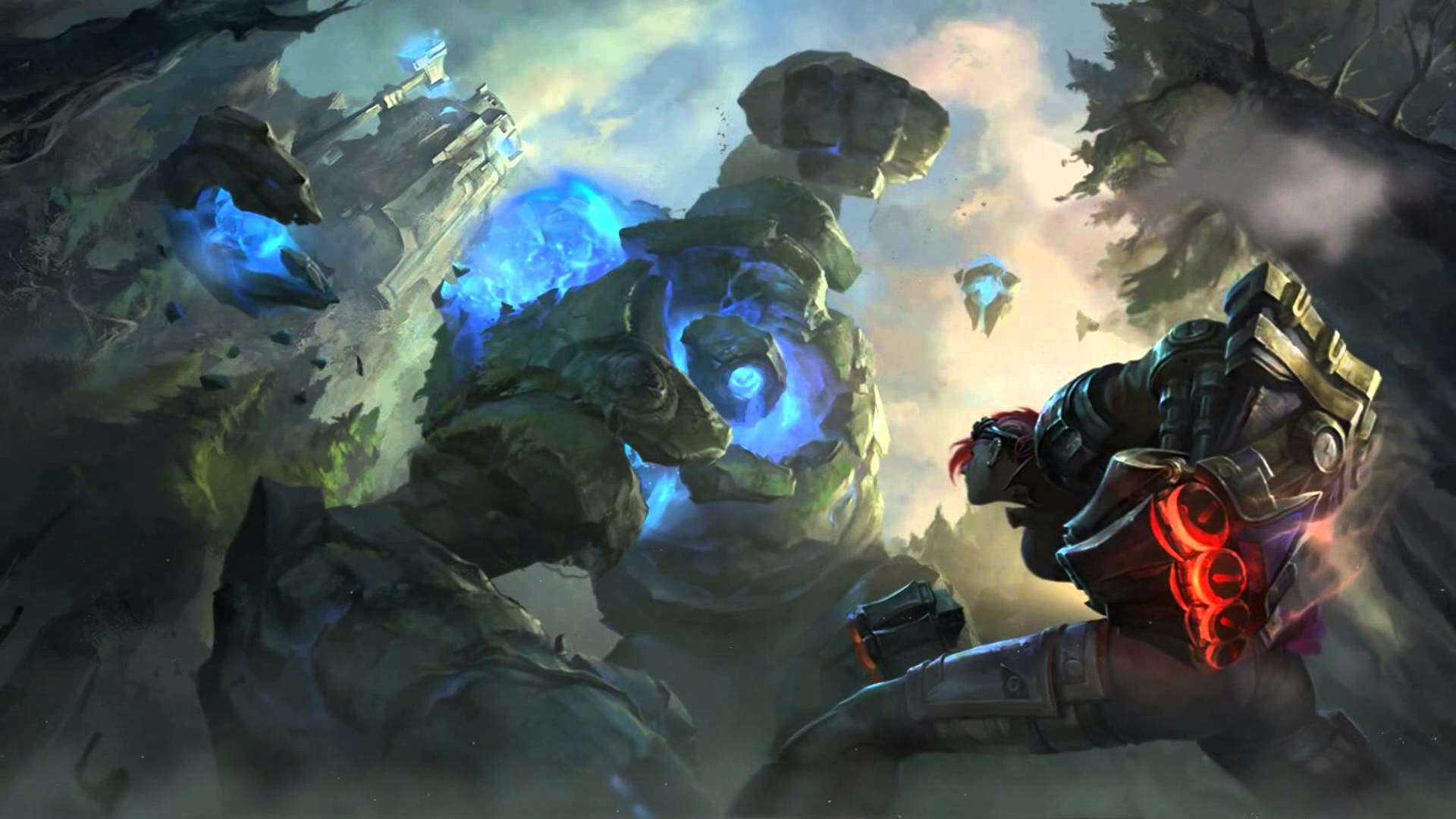 Res: 1920x1080, New Summoner's Rift Login Screen with Music - League of Legends - YouTube