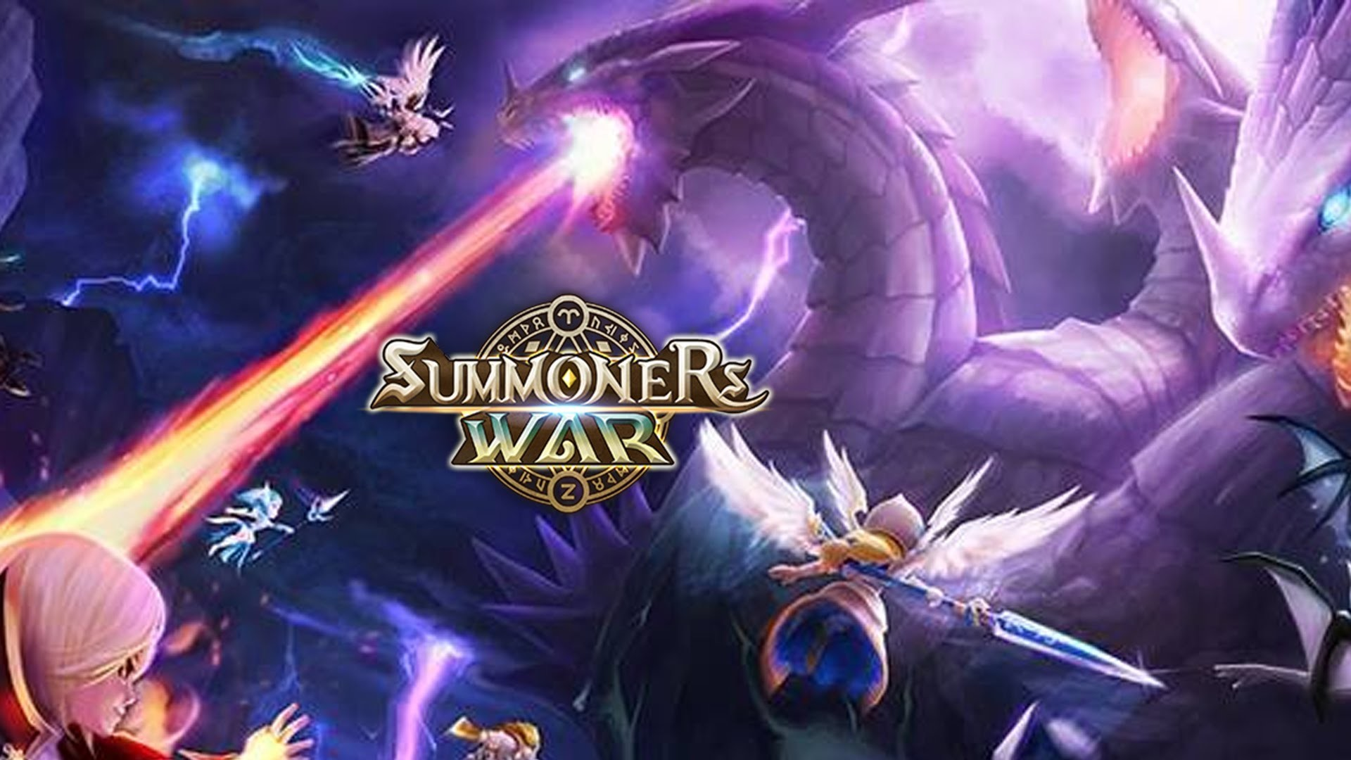 Res: 1920x1080, ... SUMMONERS WAR FR - YouTube ...