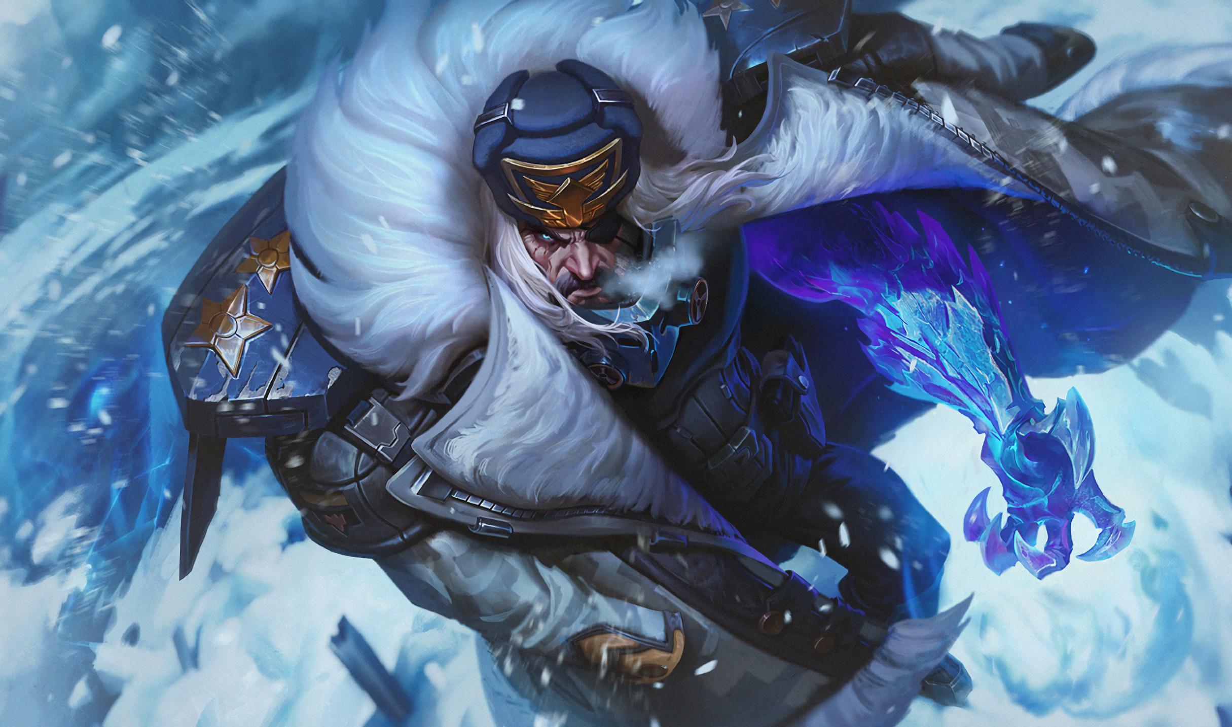 Res: 2430x1434, General  League of Legends Summoner's Rift Swain Noxus