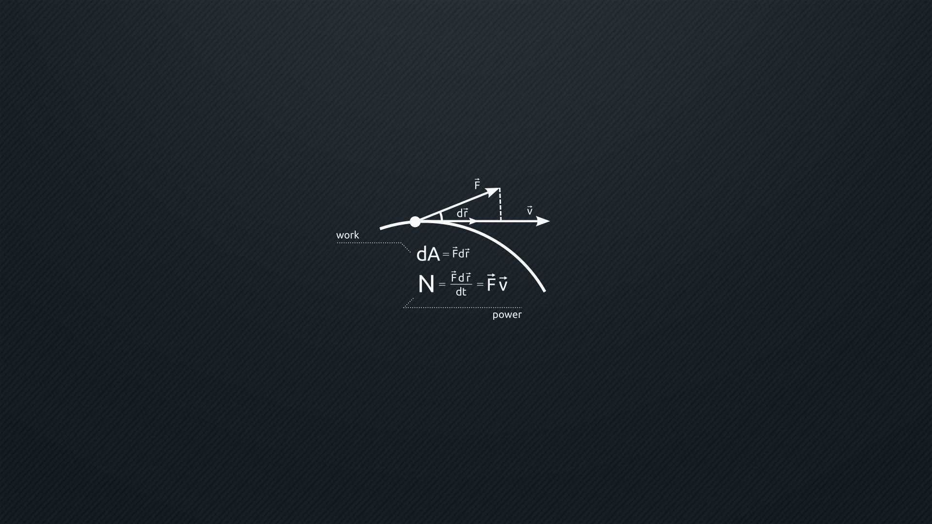 Res: 1920x1080, ... Math-physics Equation wallpaper.