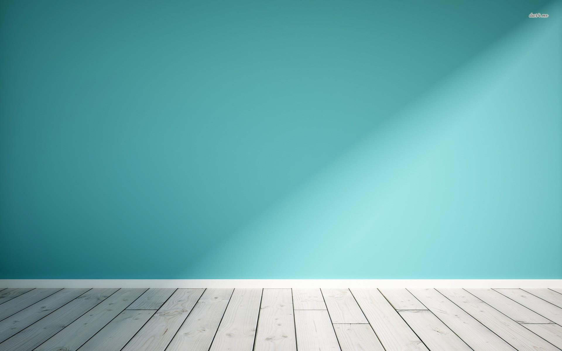 Res: 1920x1200, Wooden, Floor, And, Blue, Wall, Digital, Art, Wallpaper, Road, Widescreen,  Desktop Images, 1920×1200 Wallpaper HD