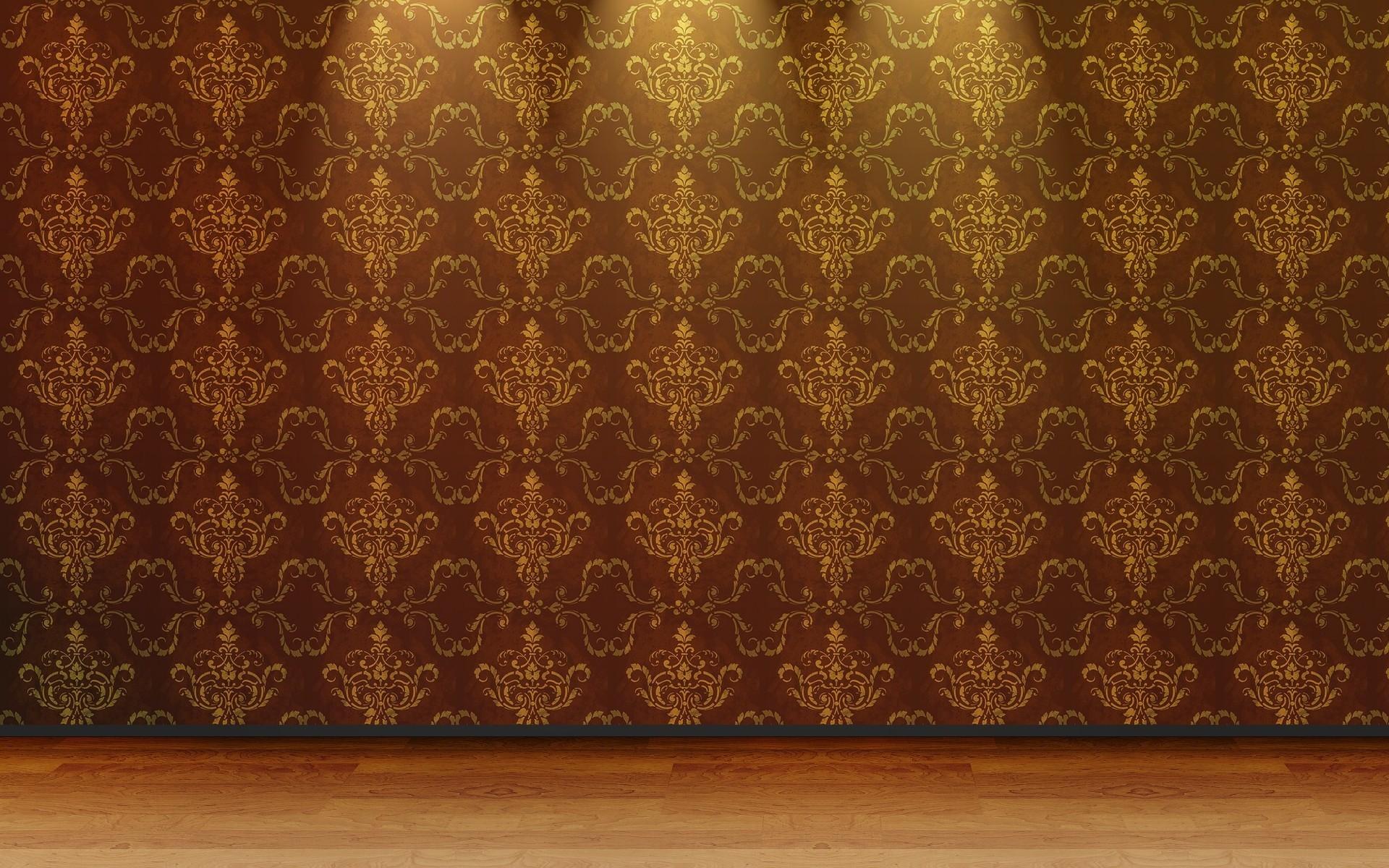 Res: 1920x1200, Floor 3d view wall room patterns wood floor wallpaper |  | 14332 |  WallpaperUP