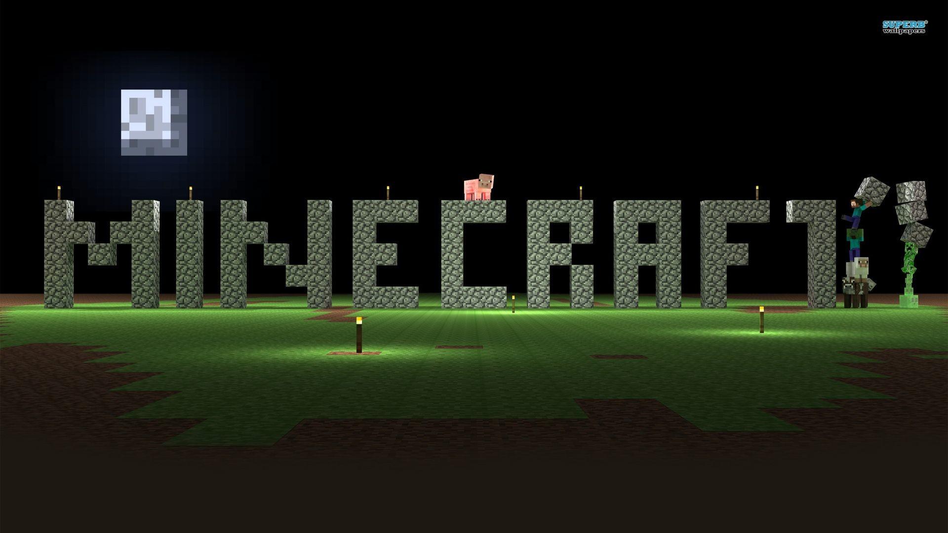 Res: 1920x1080, Minecraft Wallpaper x