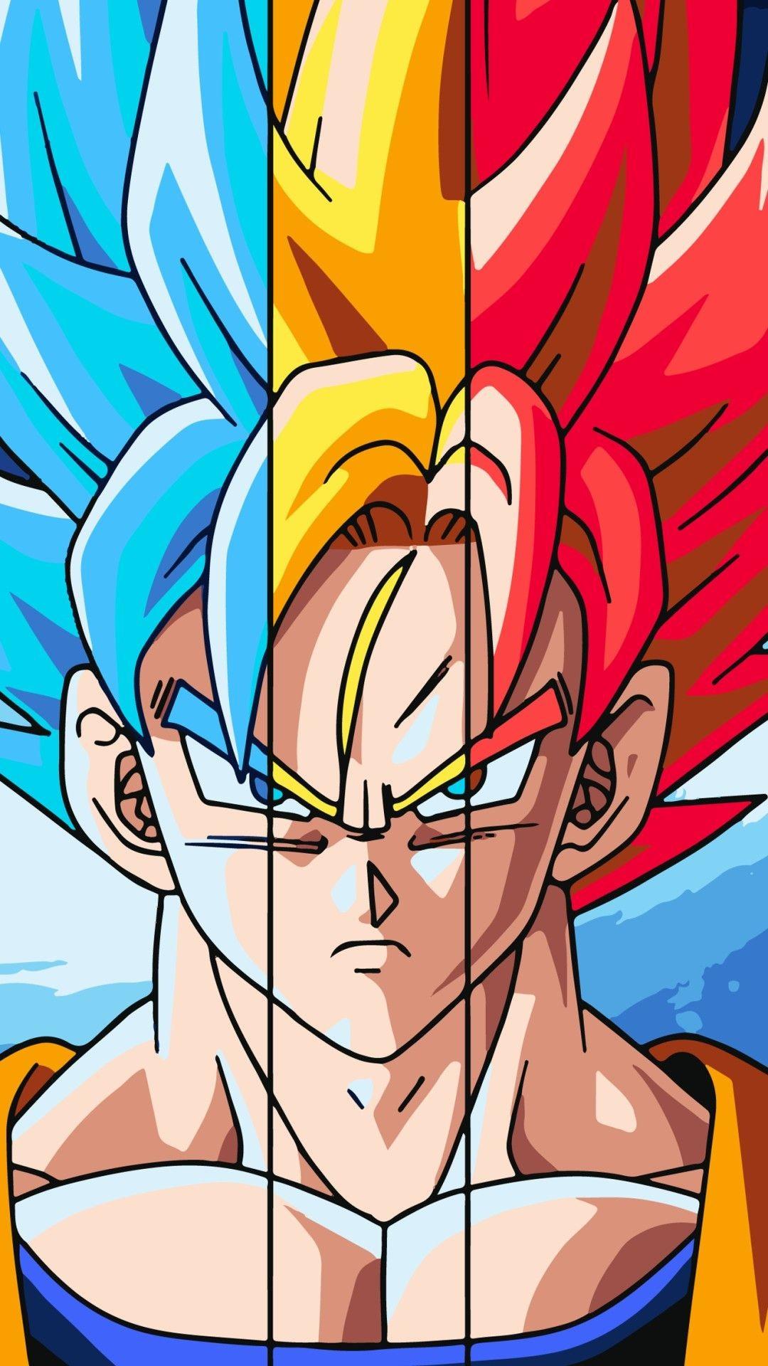 Res: 1080x1920, Goku Iphone Wallpaper 2018 is high definition wallpaper.