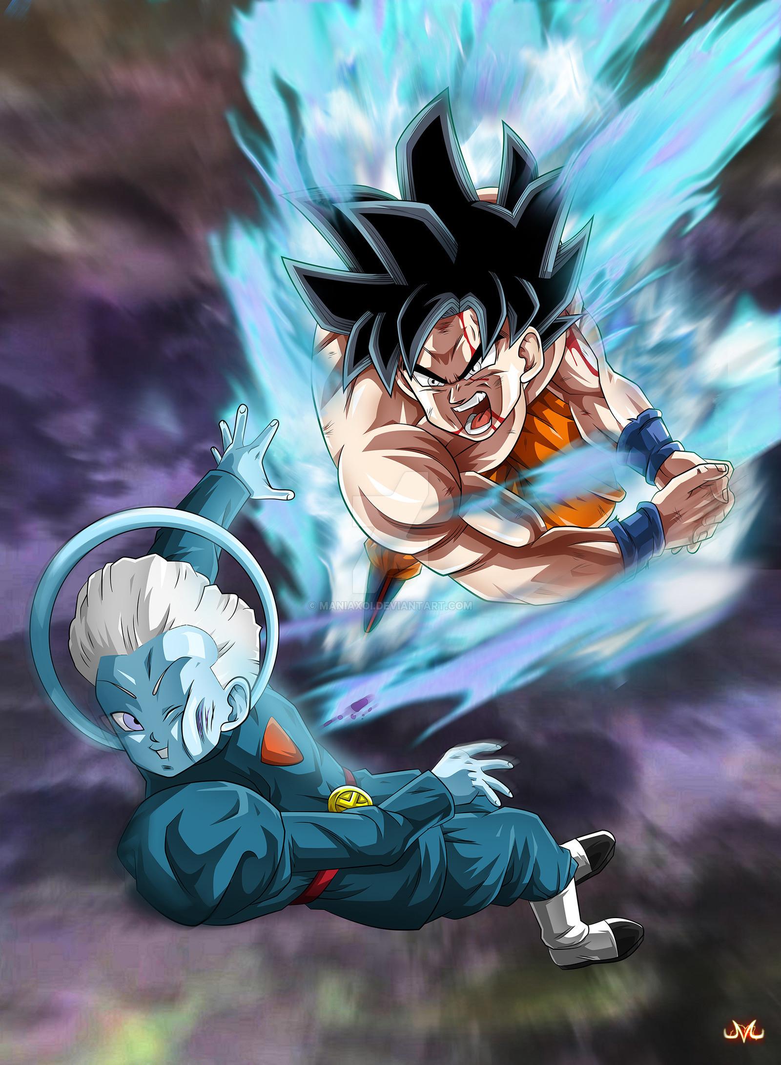 Res: 1600x2182, Ultra Instinct Goku Wallpaper iPhone New Goku Ssj5 Wallpapers 53 Pictures