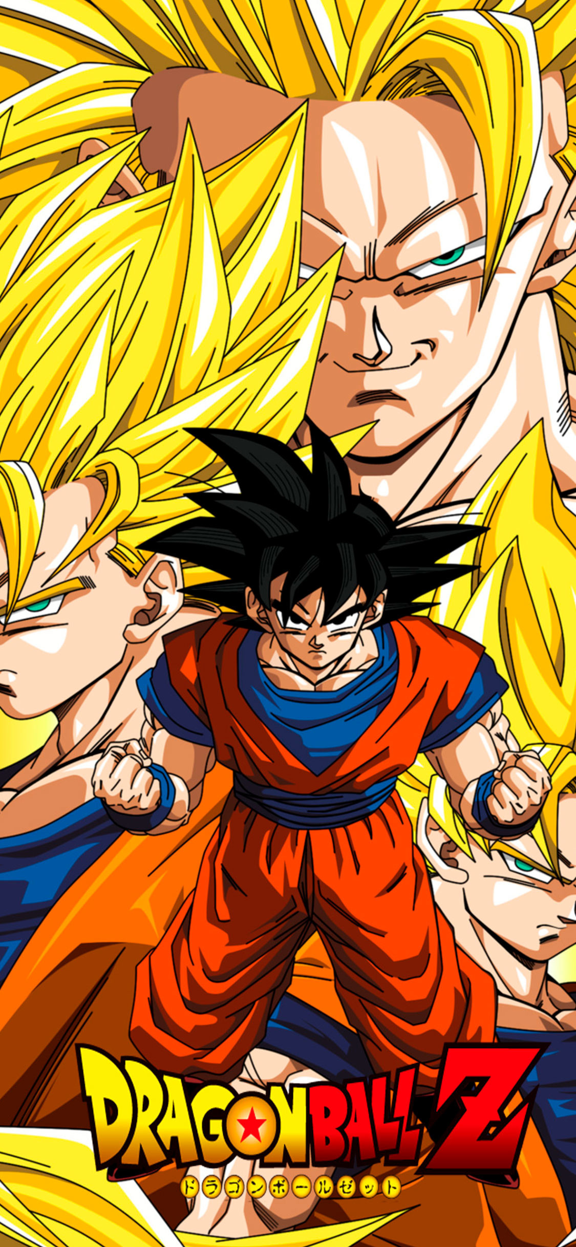 Res: 1125x2436, iPhone X Source · Dragon Ball Wallpaper for iPhone X 8 7 6 Free Download on