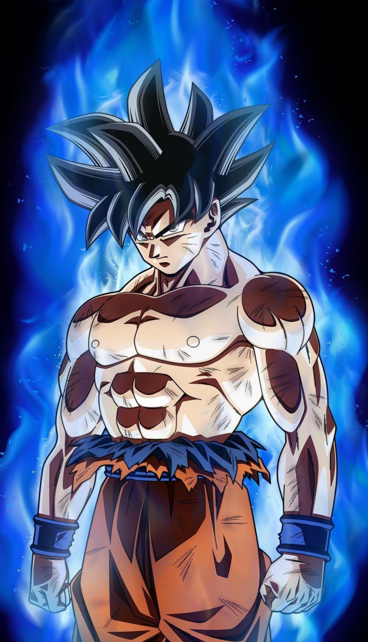 Res: 1174x2048, 1415x2000 Goku New Form Wallpaper For iPhone - Best Wallpaper HD
