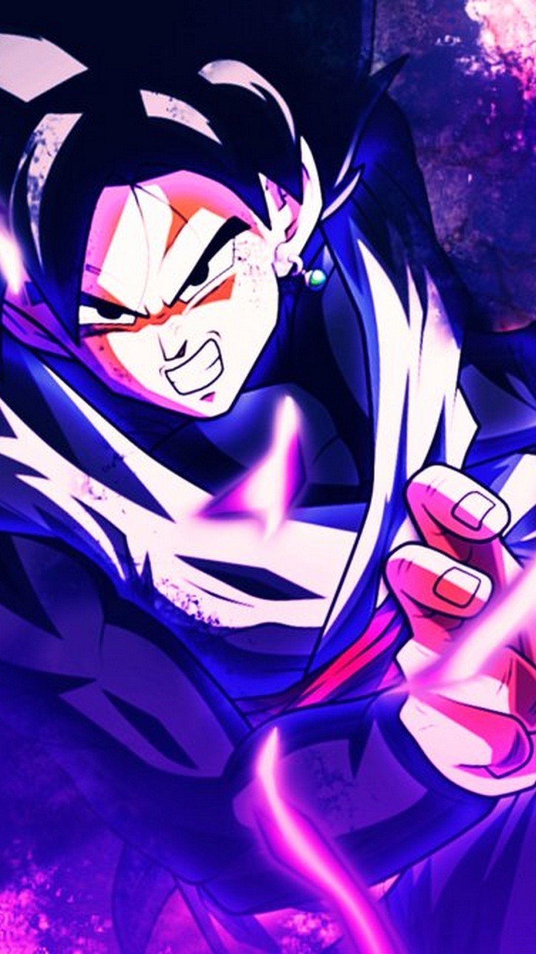 Res: 1080x1920, Wallpaper Black Goku iPhone with image resolution  pixel. You can  make this wallpaper for