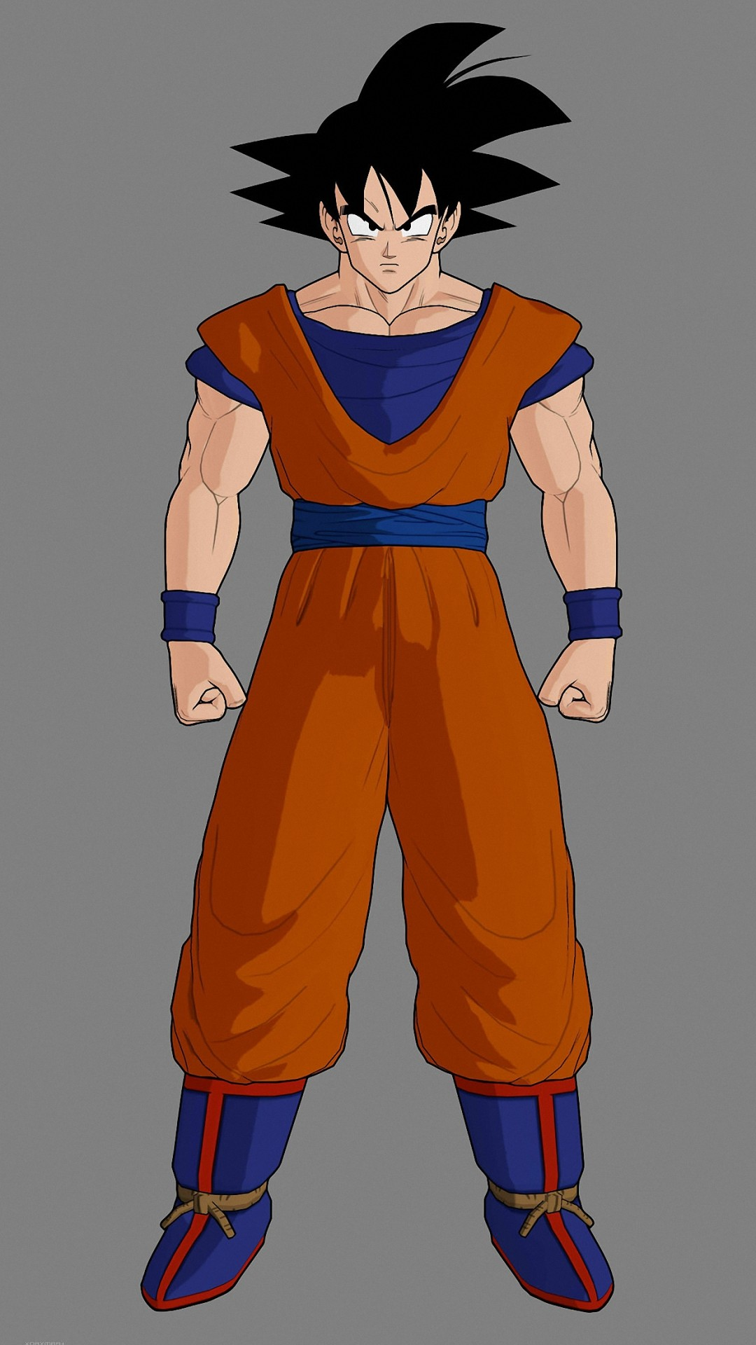 Res: 1080x1920, son goku iphone 6 wallpapers HD