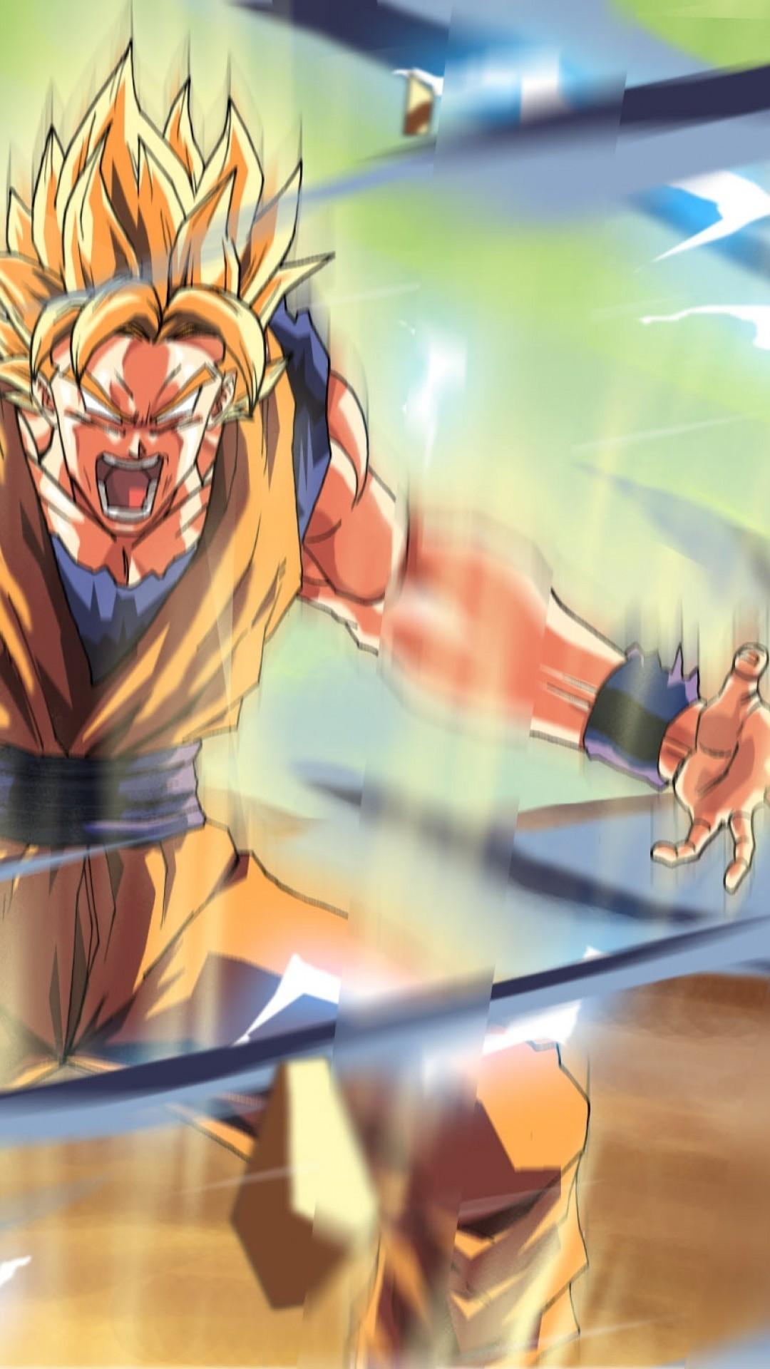 Res: 1080x1920, Son Goku, Dragon Ball