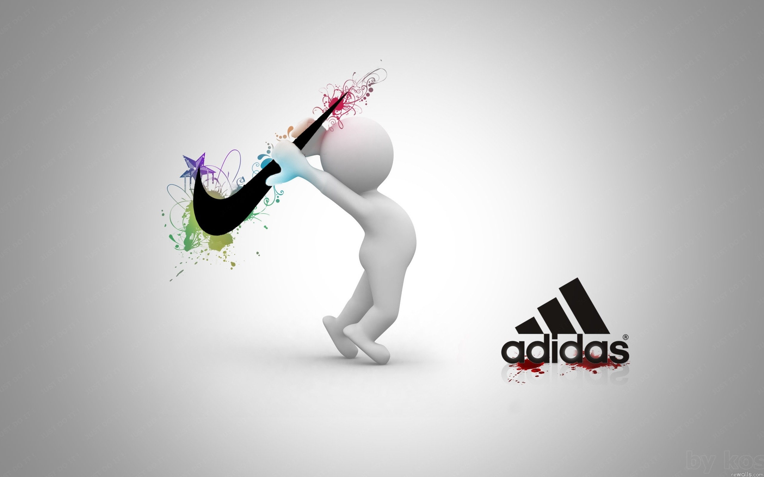 Res: 2560x1600, Nike Wallpapers Desktop Background