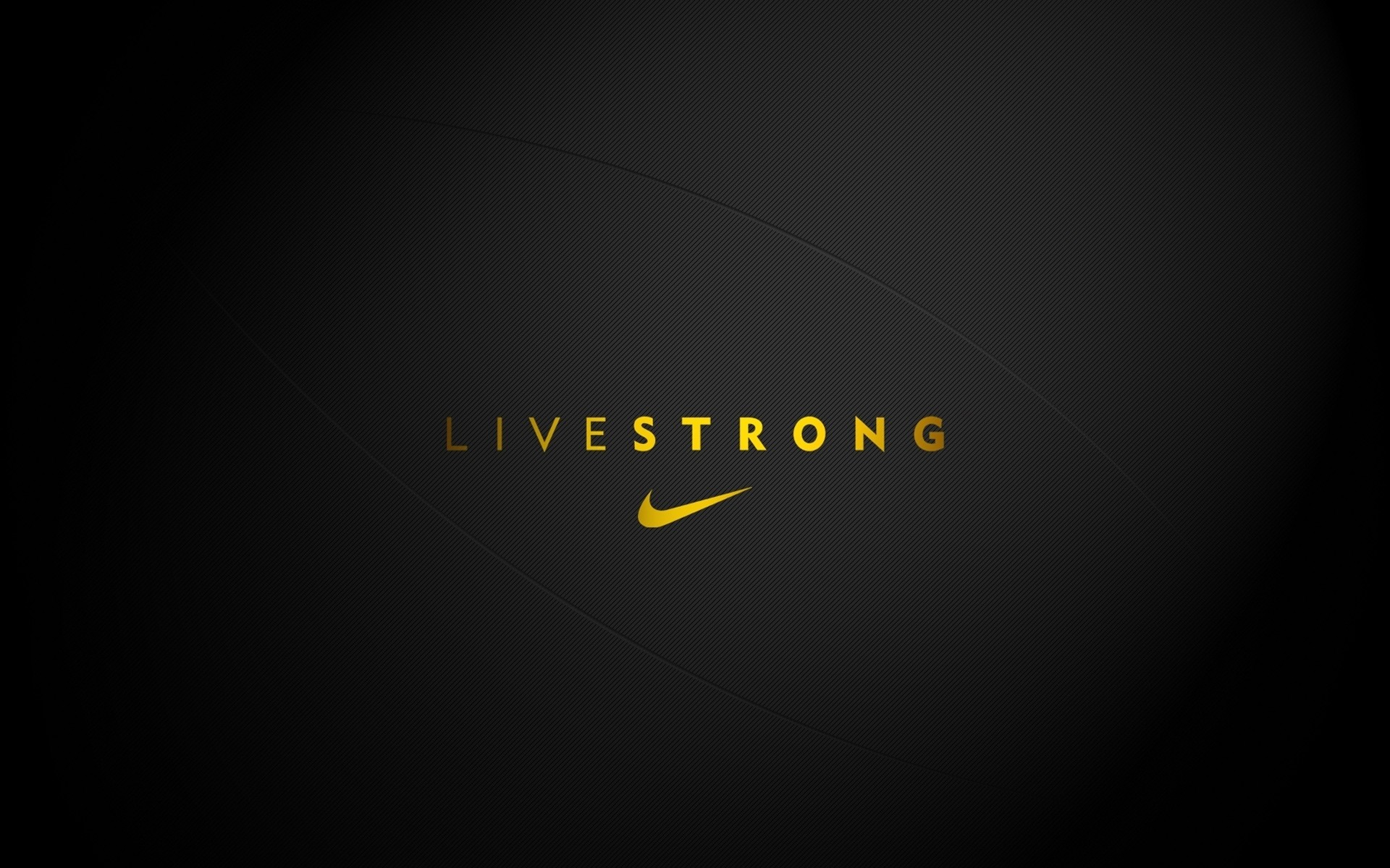 Res: 1920x1200, Live Strong Nike Slogan Wallpaper Art