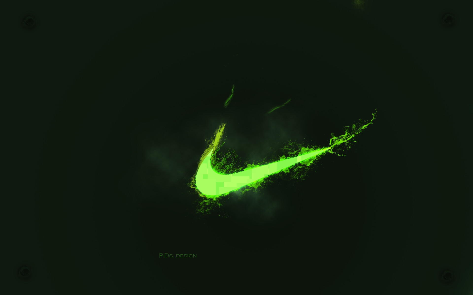 Res: 1920x1200, Green Nike Wallpapers - Wallpaper Cave