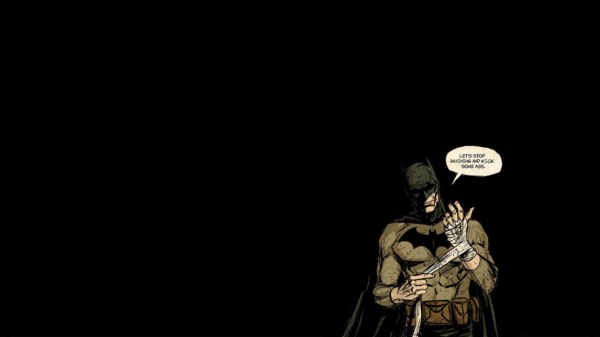 Res: 1920x1080, Batman Wallpaper