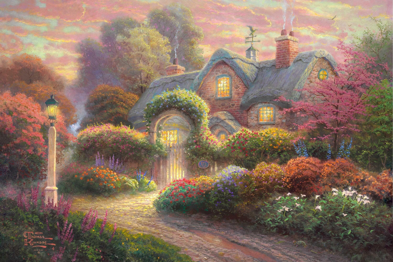 Res: 3000x2000, Dreamy home wallpaper