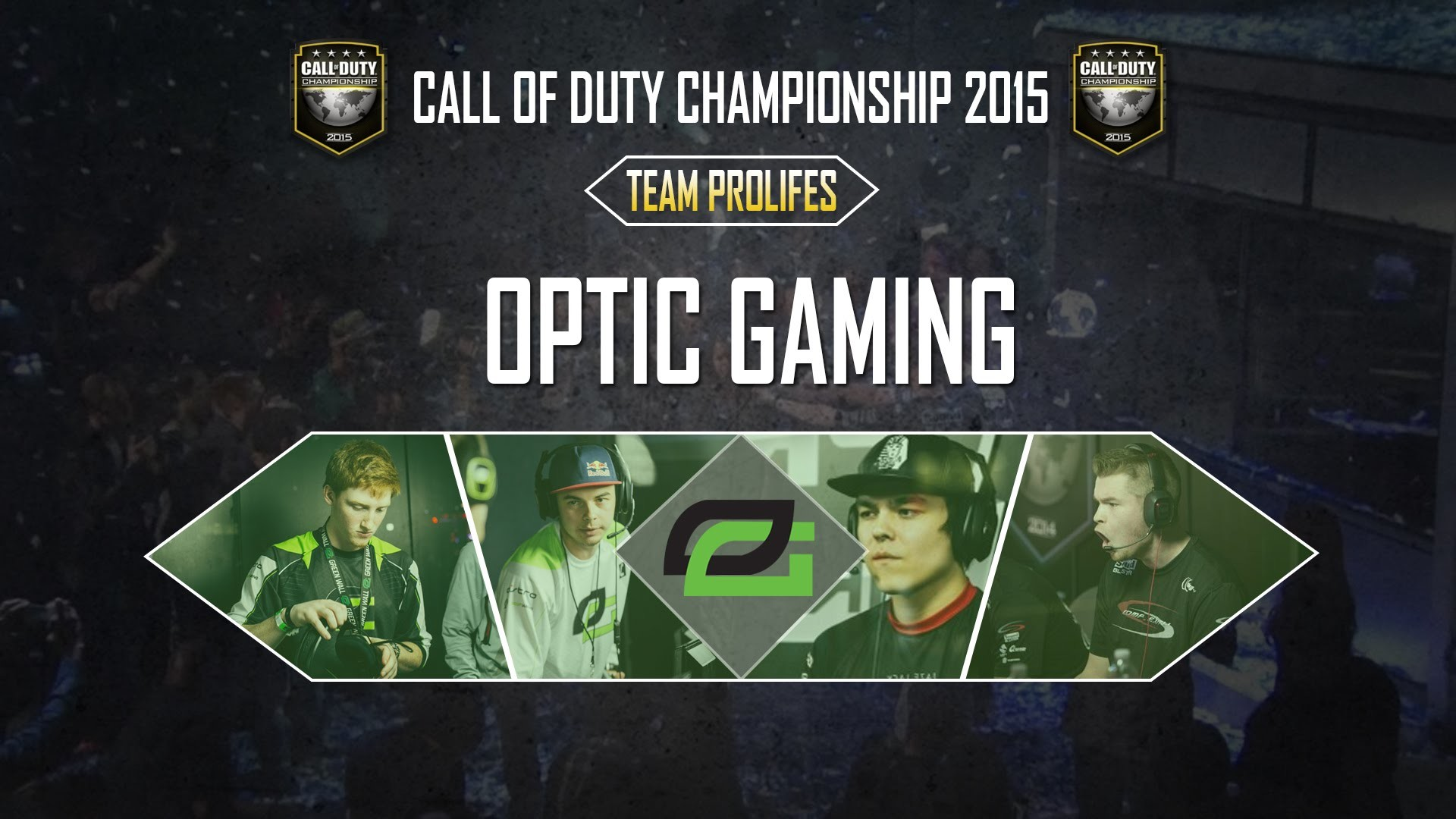 Res: 1920x1080, Optic gaming call of duty championship 2015.