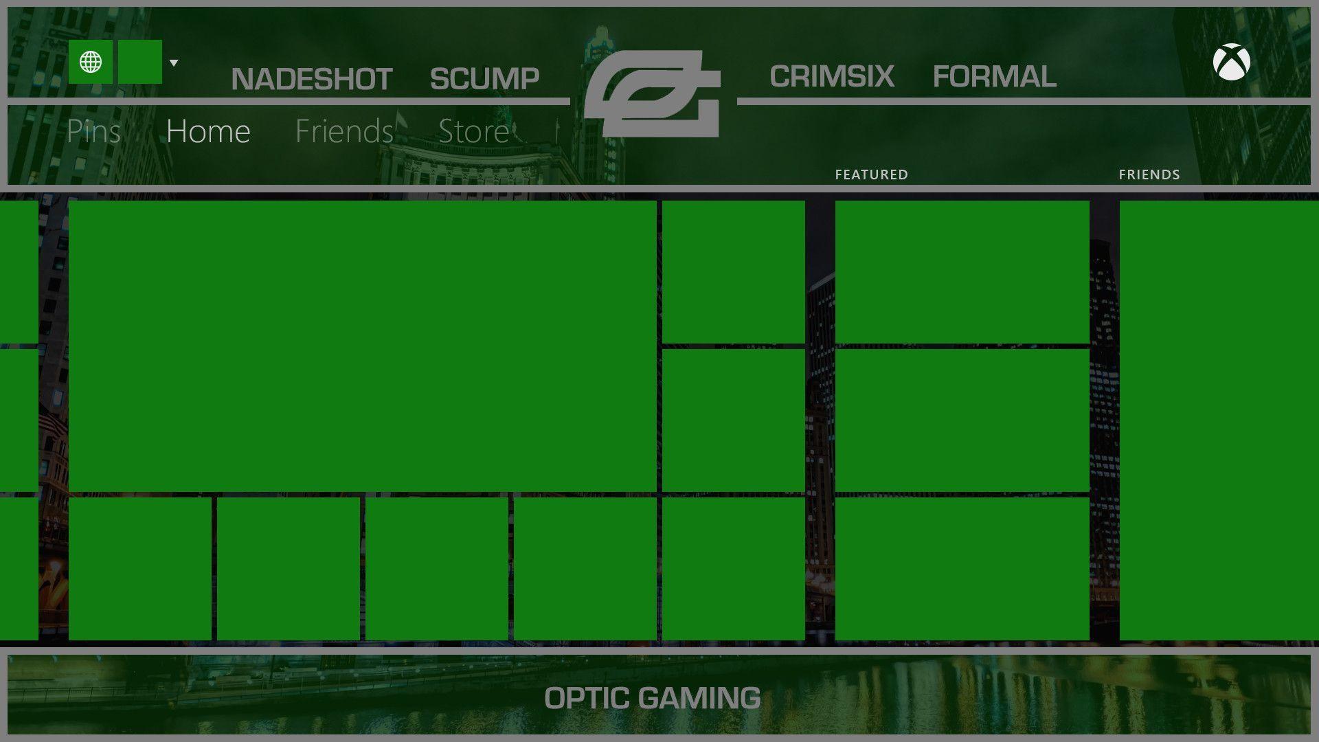 Res: 1920x1080, Xbox One Dashboard Wallpaper - WallpaperSafari