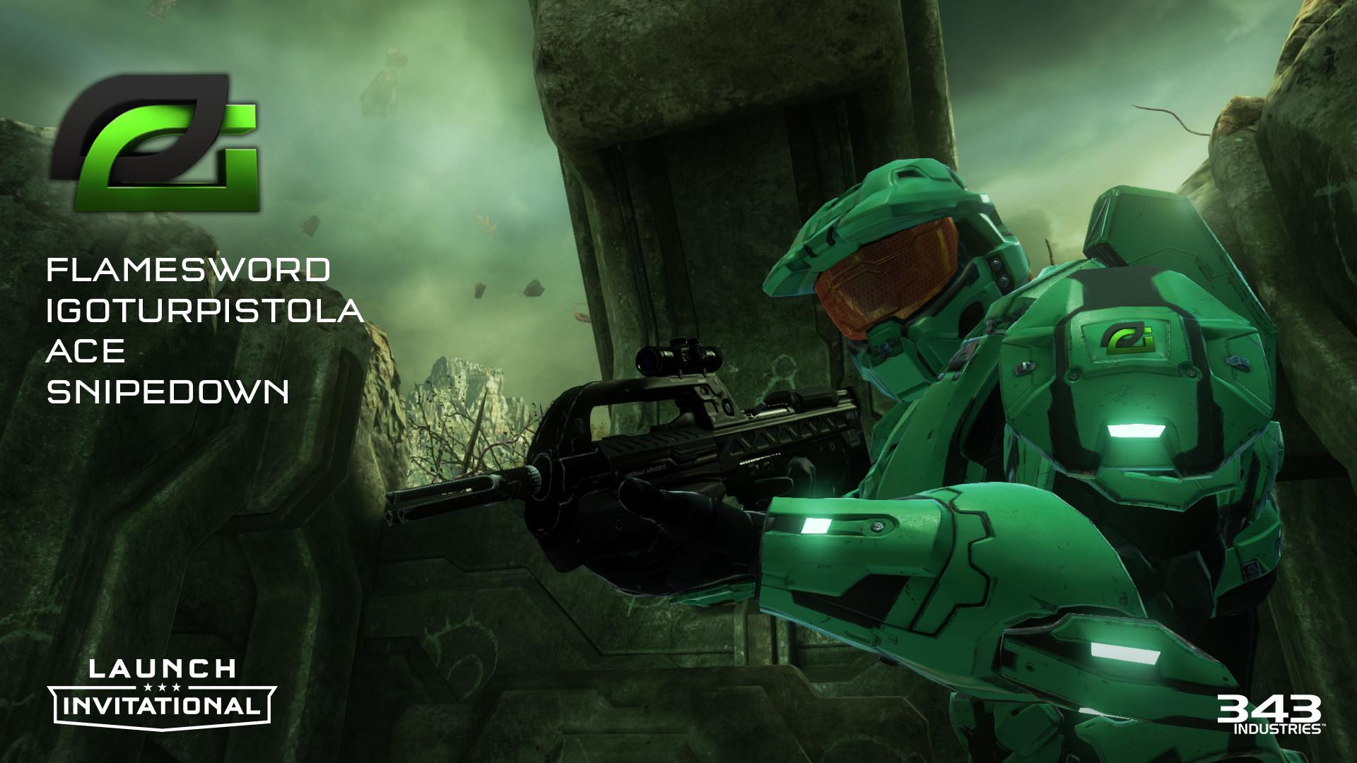 Res: 1920x1080, Optic Gaming Halo TCM Halo