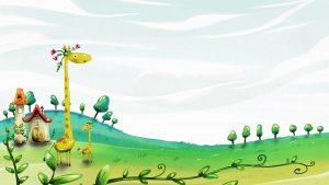 Cartoon Spring wallpapers